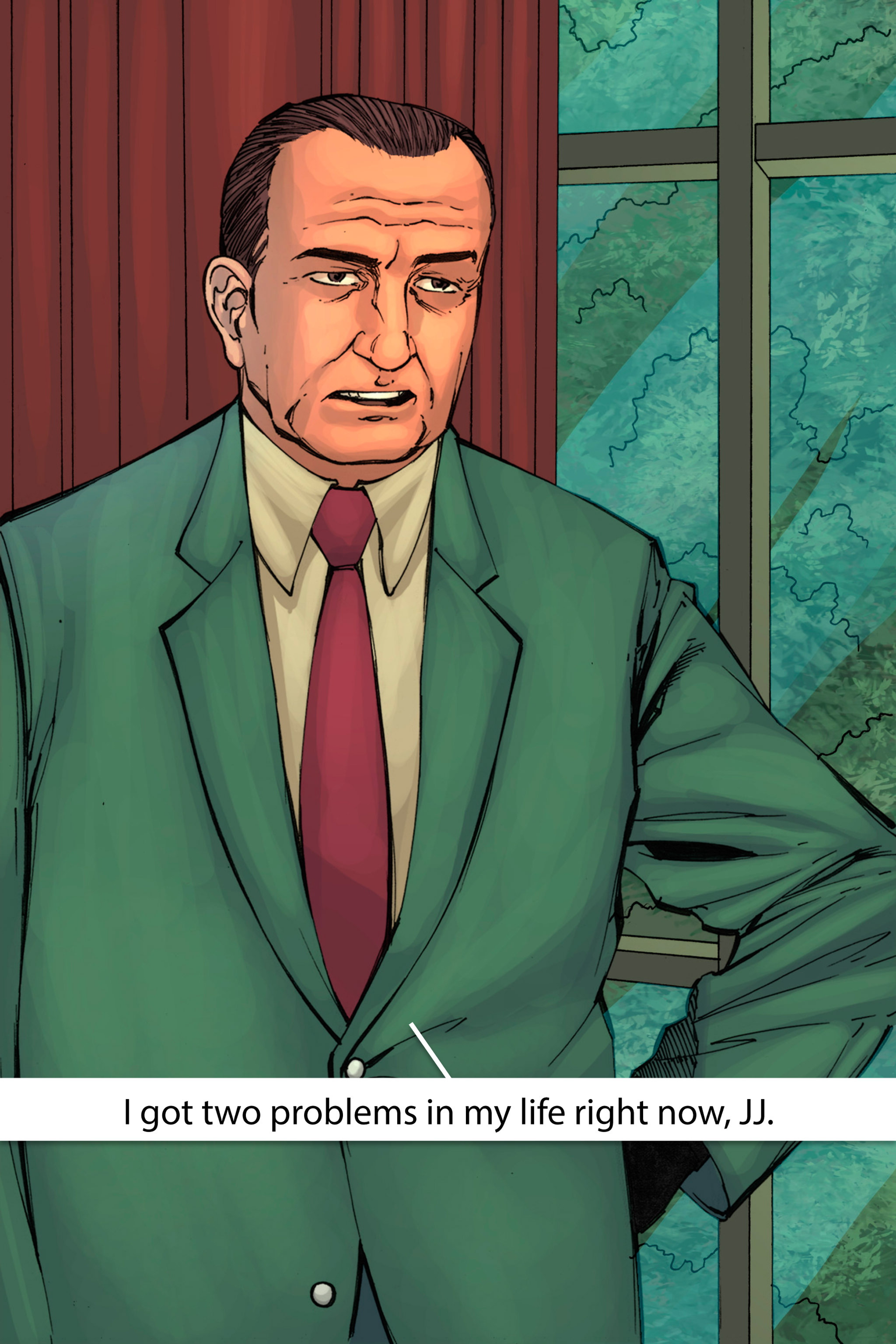 Read online Z-Men comic -  Issue #1 - 38