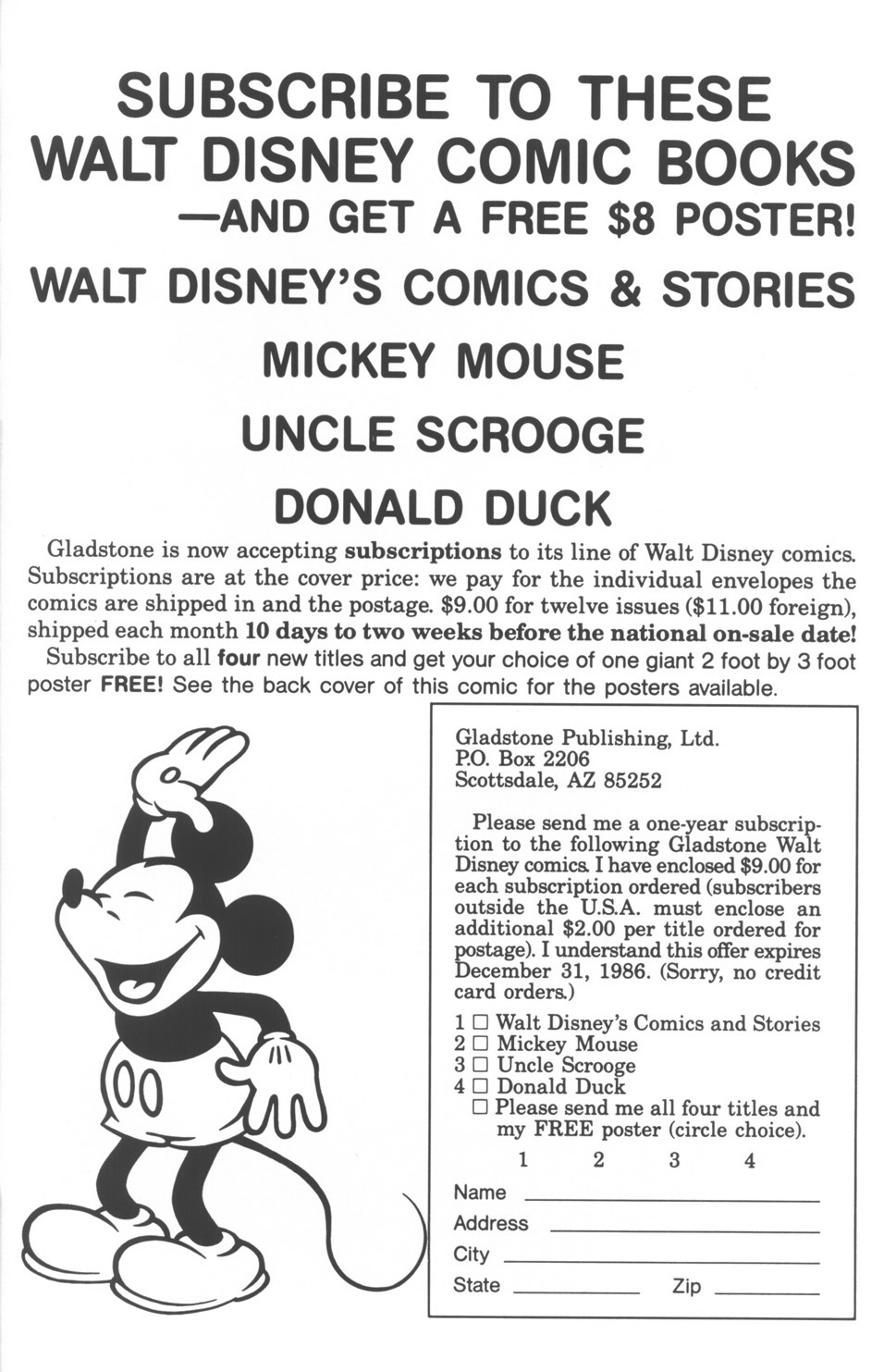 Uncle Scrooge (1953) Issue #213 #213 - English 35