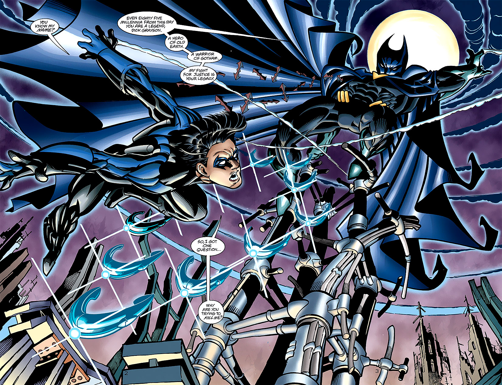 Nightwing (1996) chap 1000000 pic 4