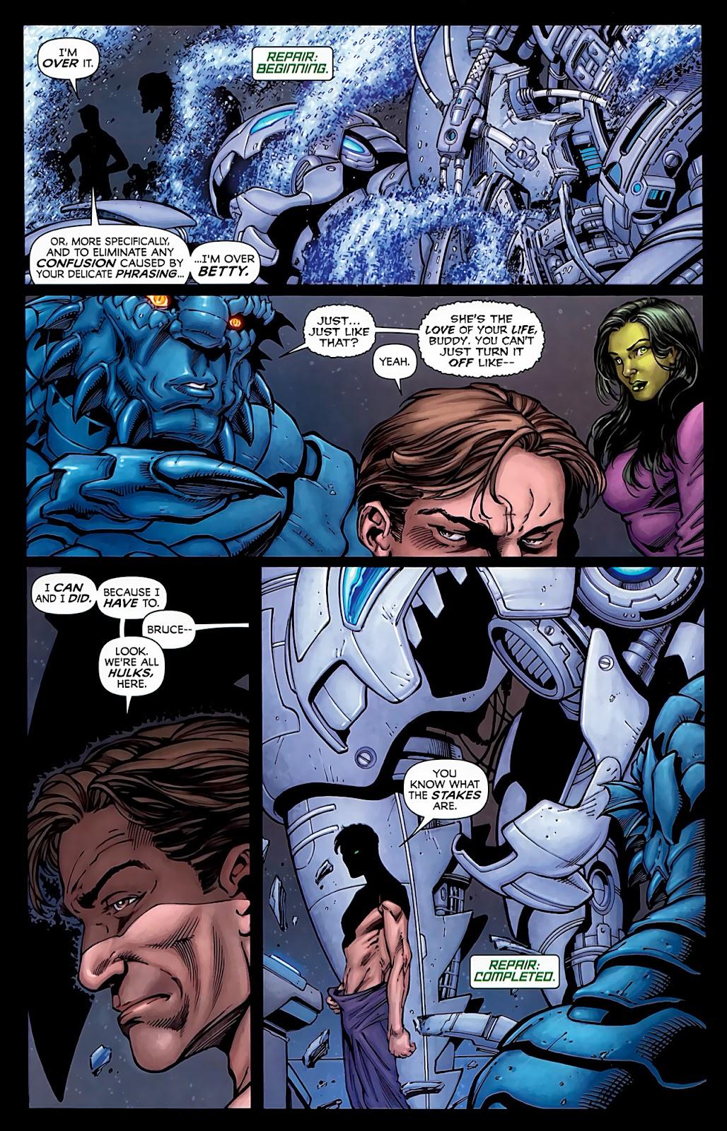 Incredible Hulks (2010) Issue #630 #20 - English 6