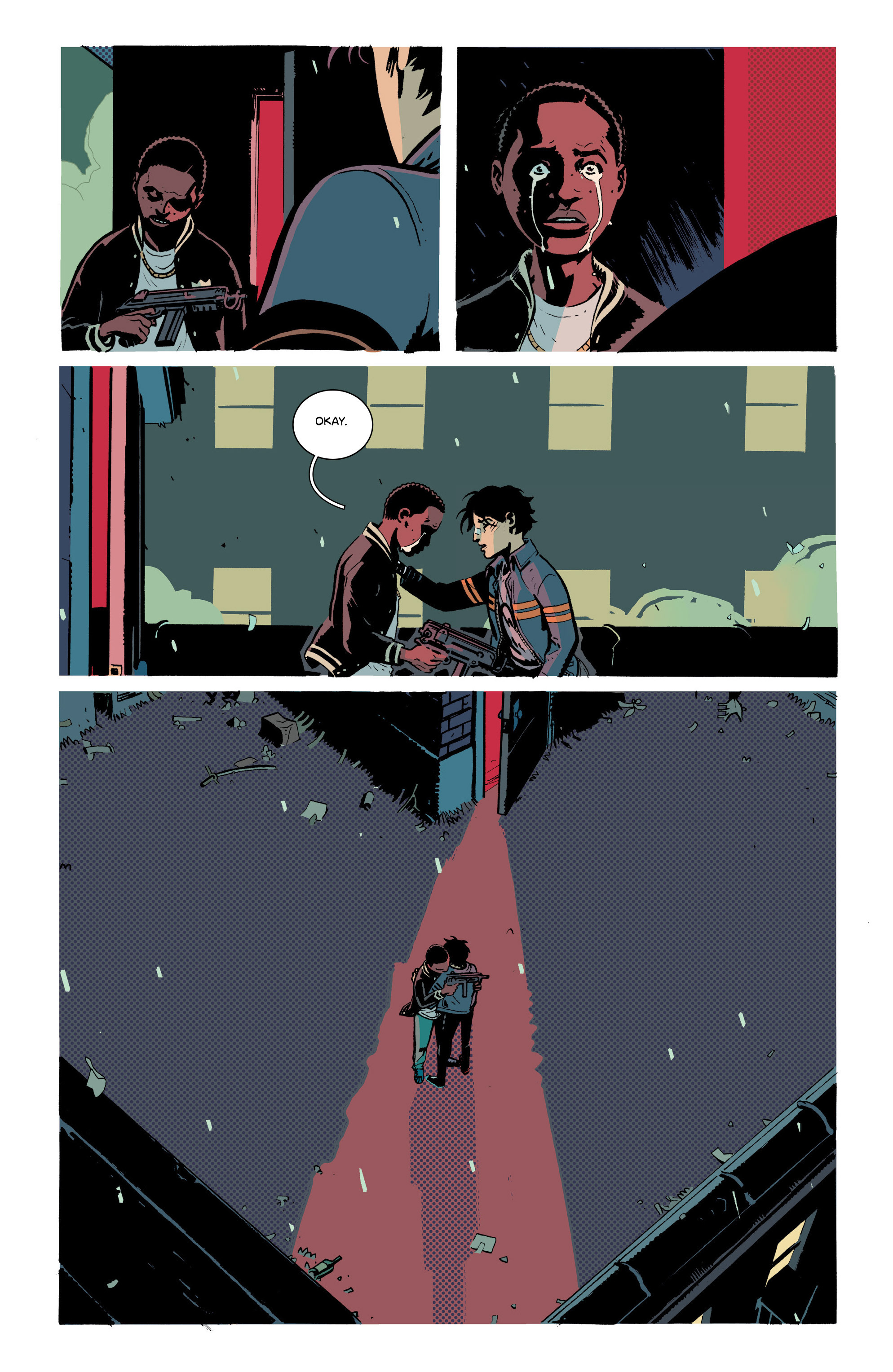 Read online Deadly Class comic -  Issue #21 - 19
