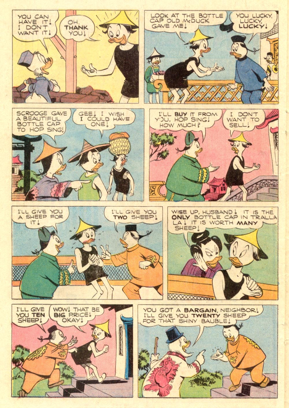 Uncle Scrooge (1953) Issue #106 #106 - English 20