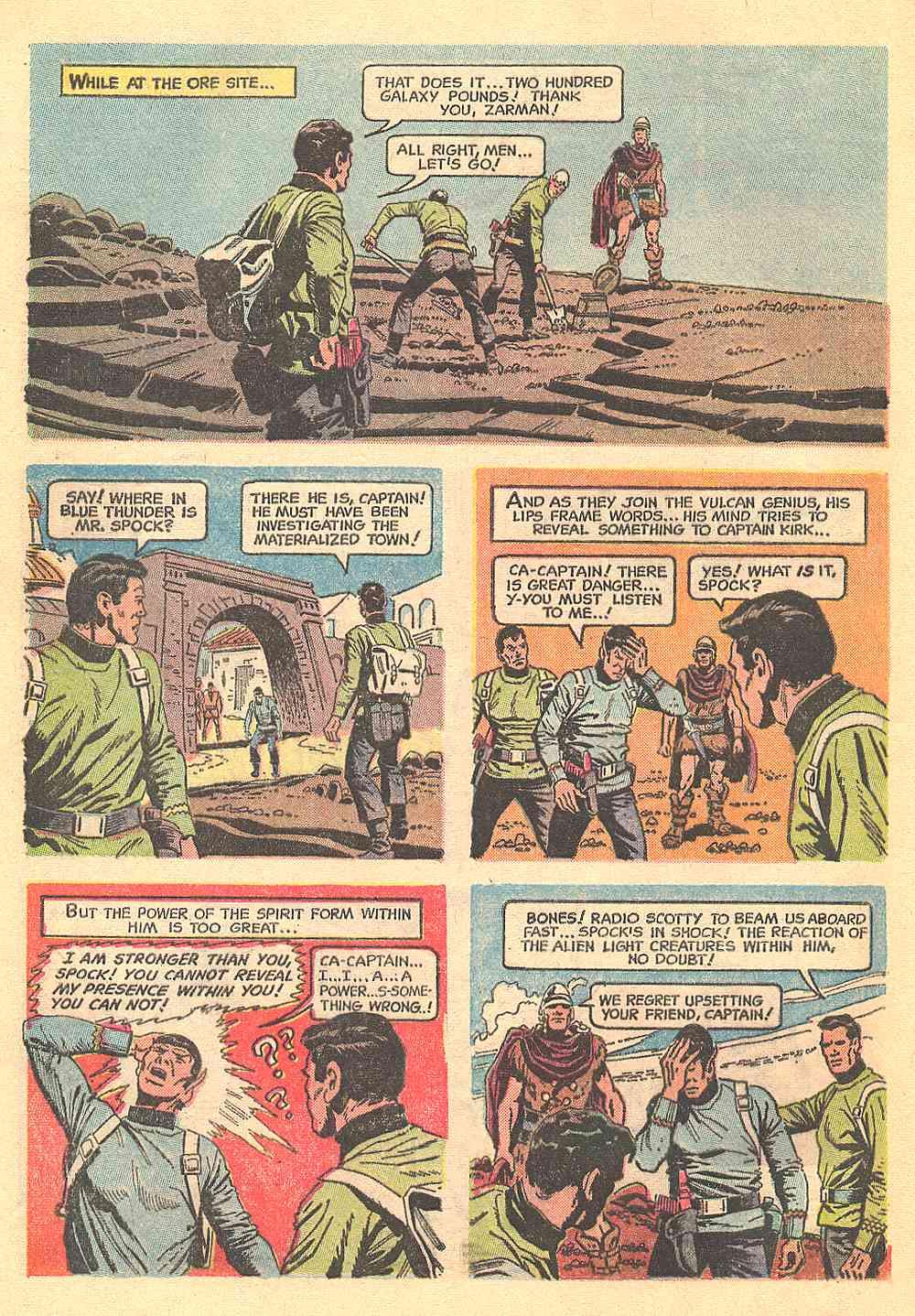 Star Trek (1967) Issue #4 #4 - English 23