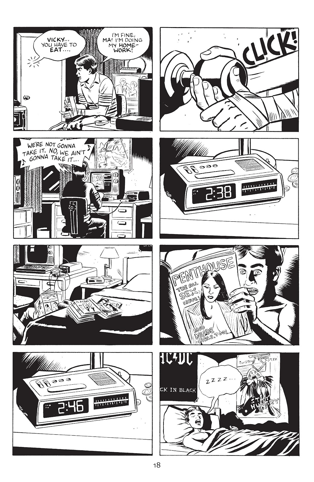 Stray Bullets Issue #30 #30 - English 20