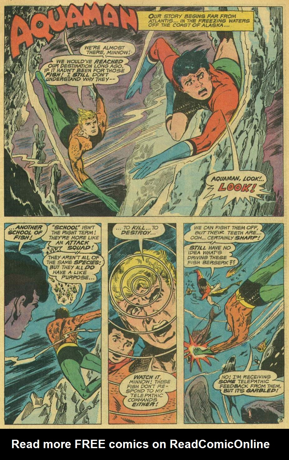 Aquaman (1962) Issue #49 #49 - English 5