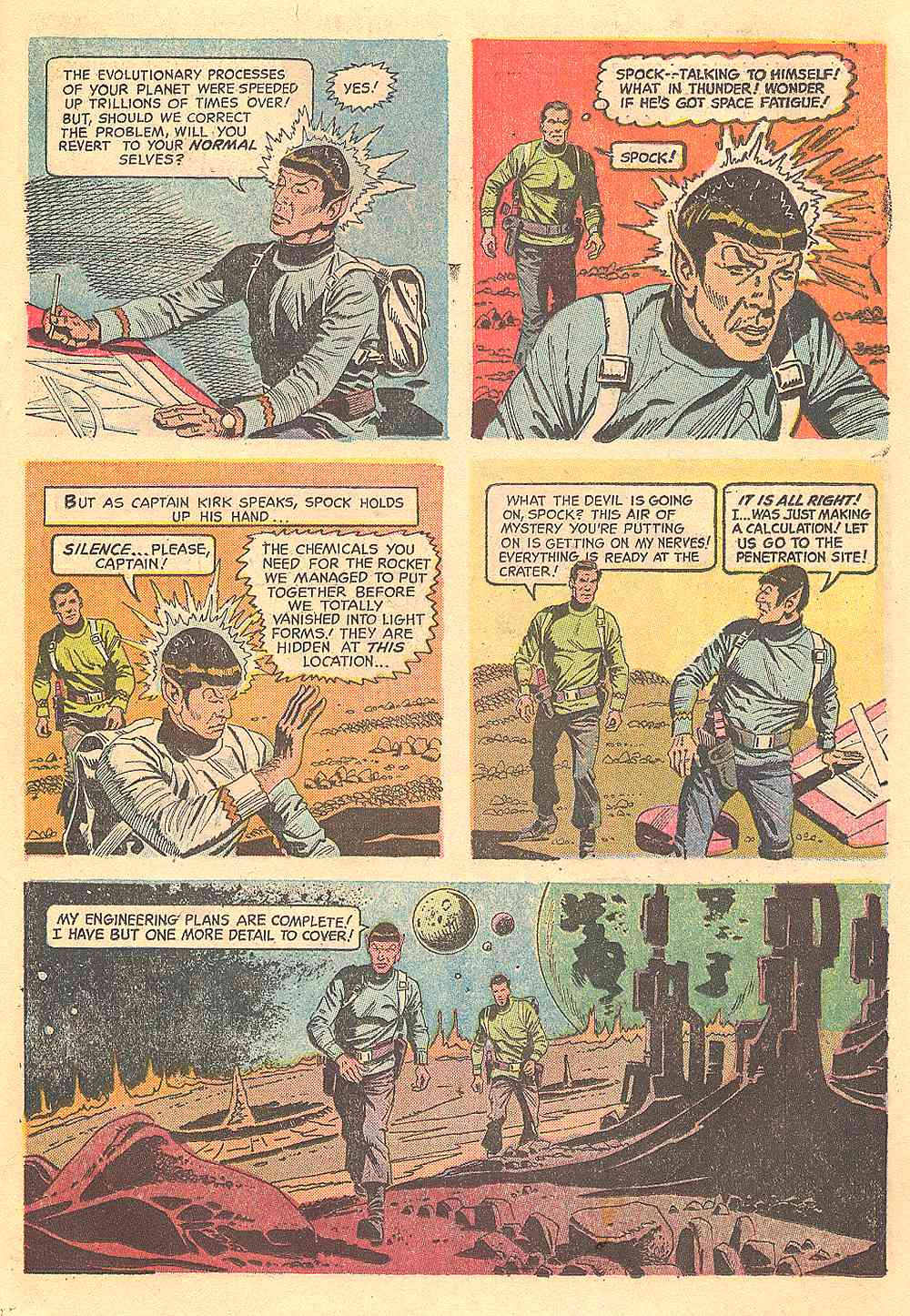 Star Trek (1967) Issue #4 #4 - English 14