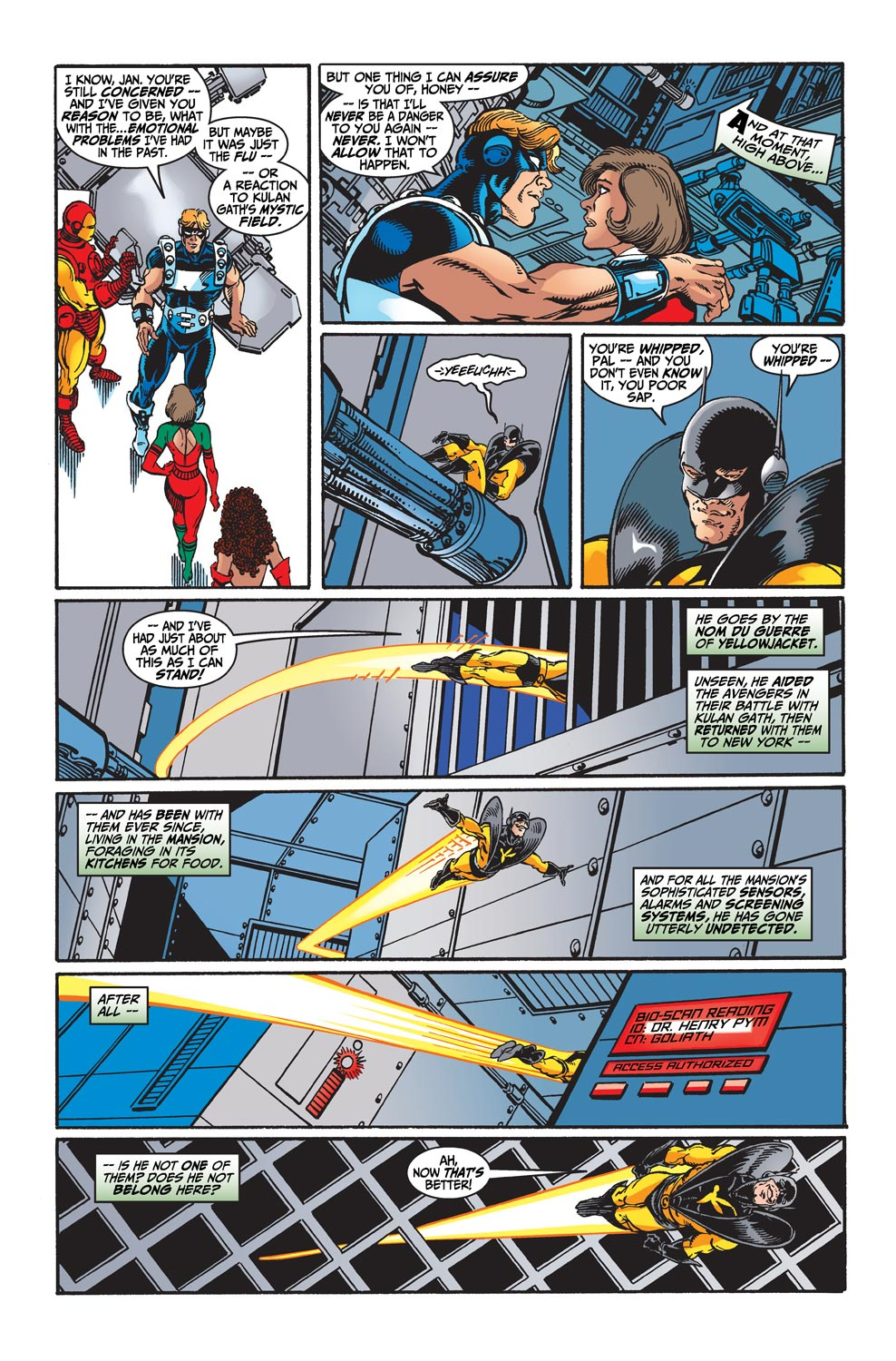 Avengers (1998) 31 Page 5