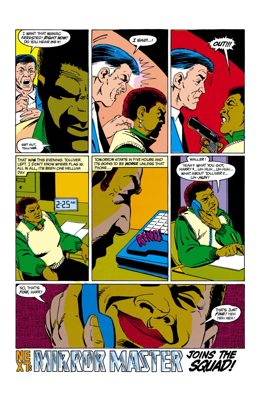 Suicide Squad (1987) 19 Page 22