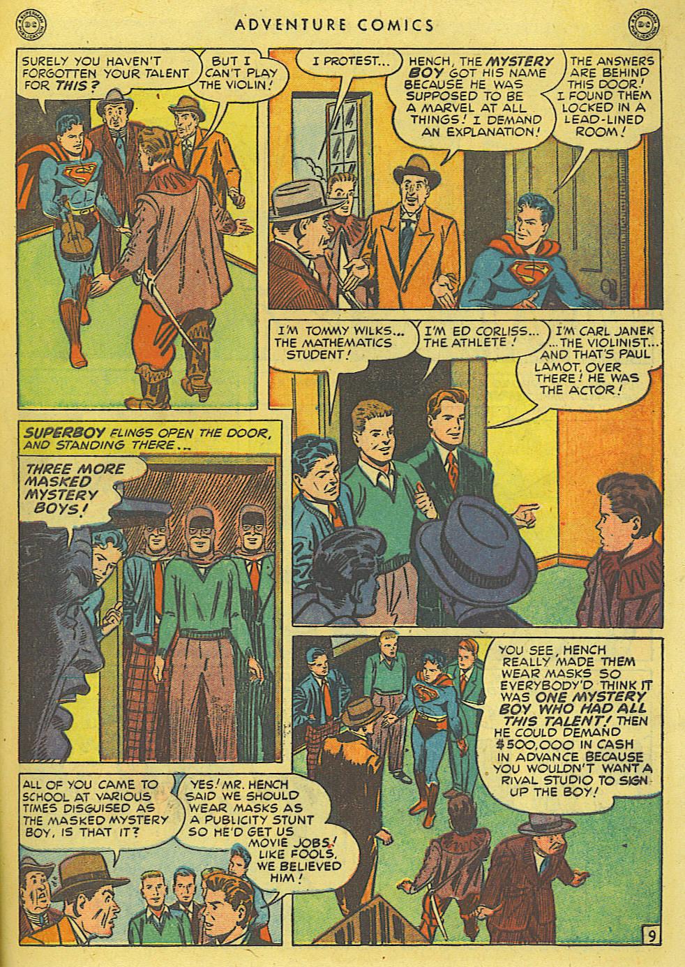 Read online Adventure Comics (1938) comic -  Issue #135 - 11