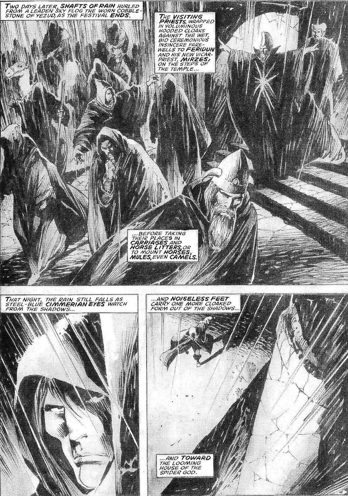 The Savage Sword Of Conan Issue #210 #211 - English 13