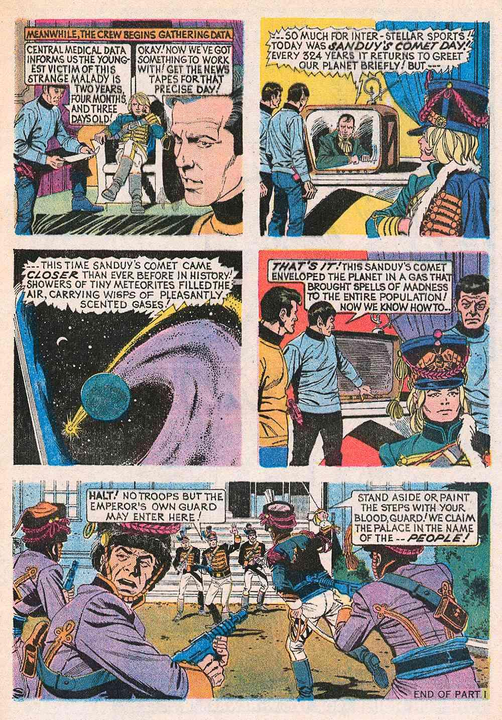Star Trek (1967) Issue #20 #20 - English 14