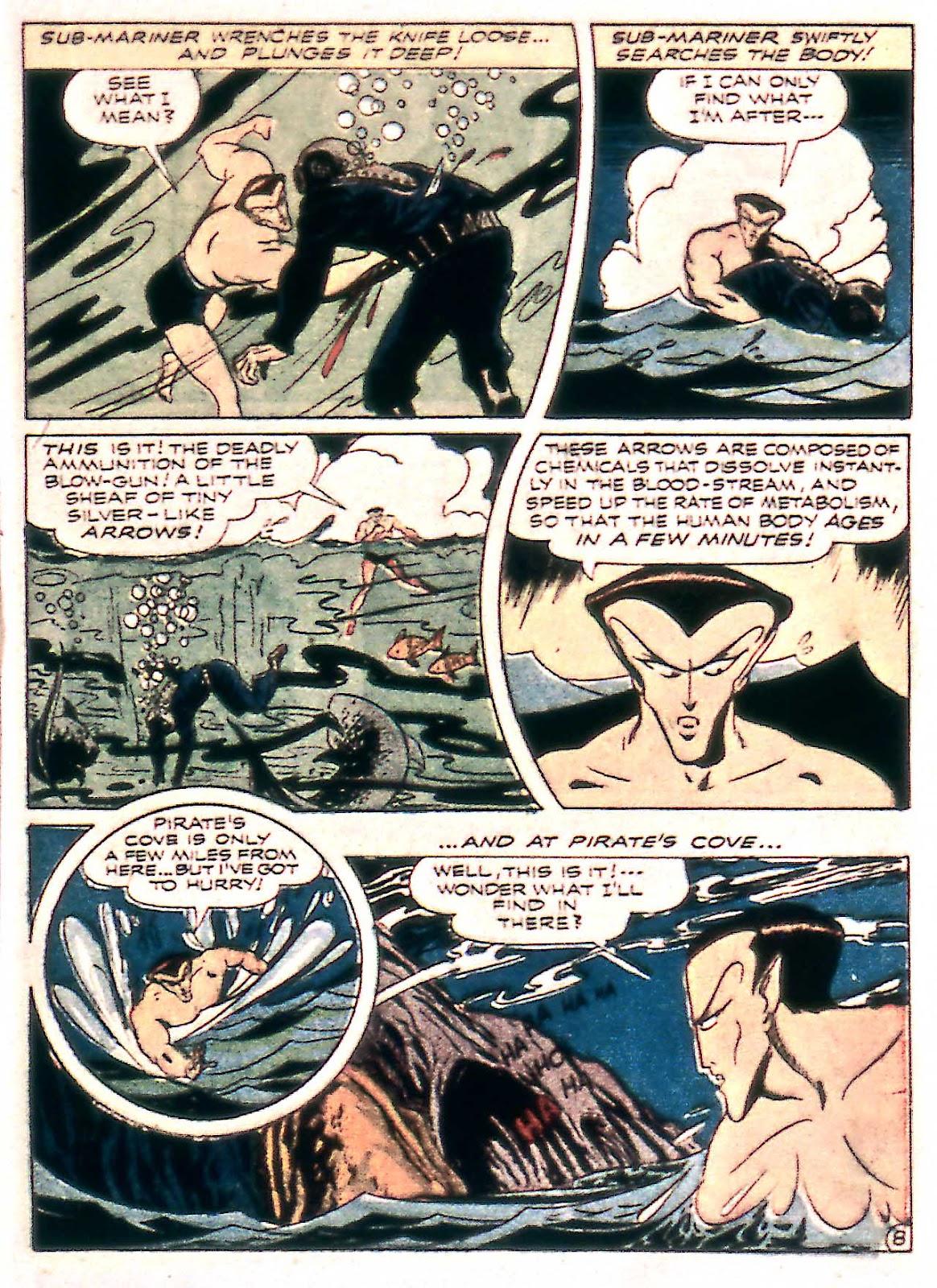 Sub-Mariner Comics Issue #14 #14 - English 23