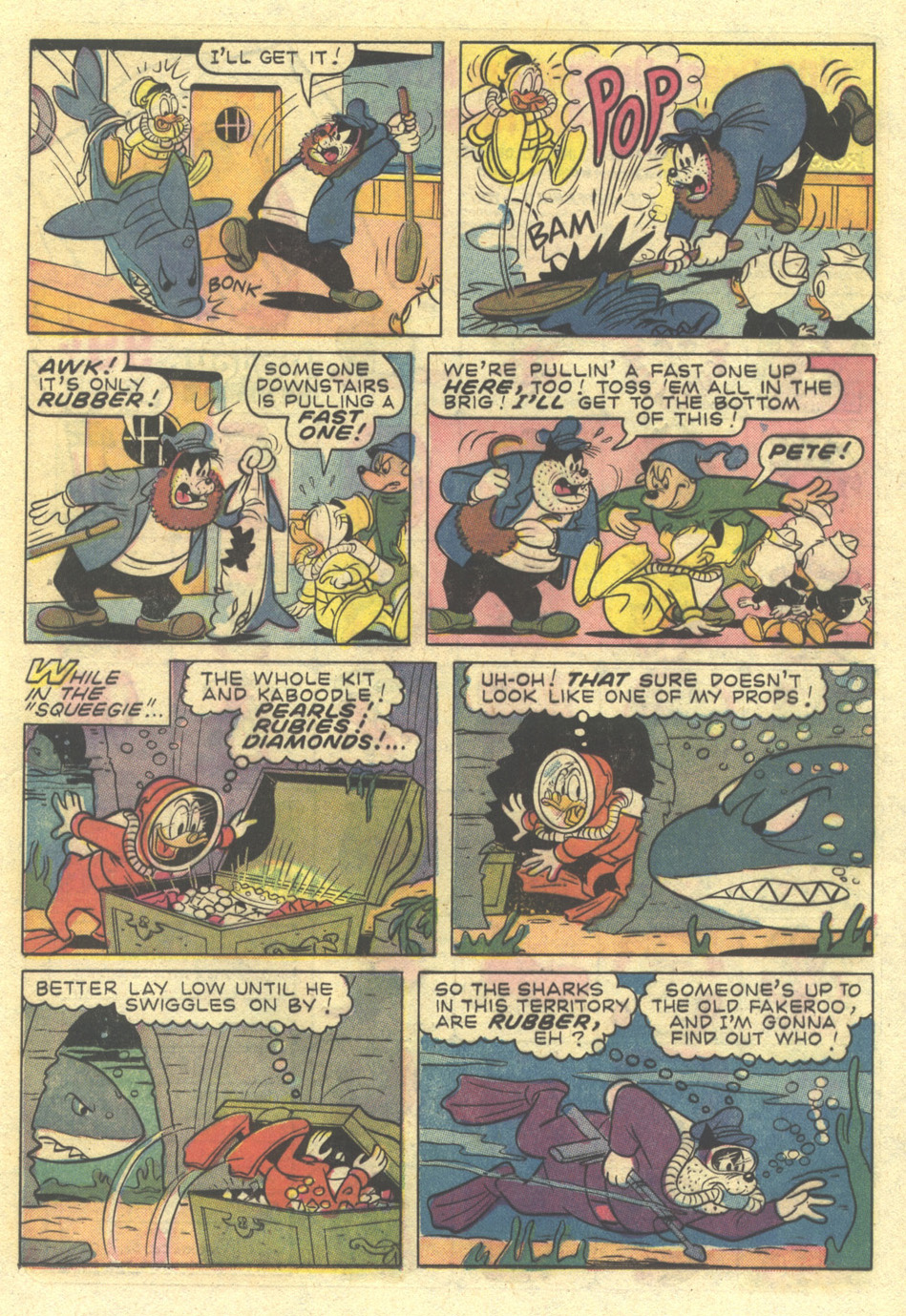 Donald Duck (1962) 173 Page 12