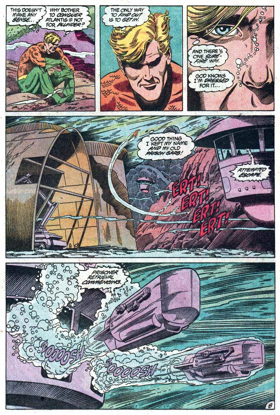 Aquaman (1989) Issue #1 #1 - English 9
