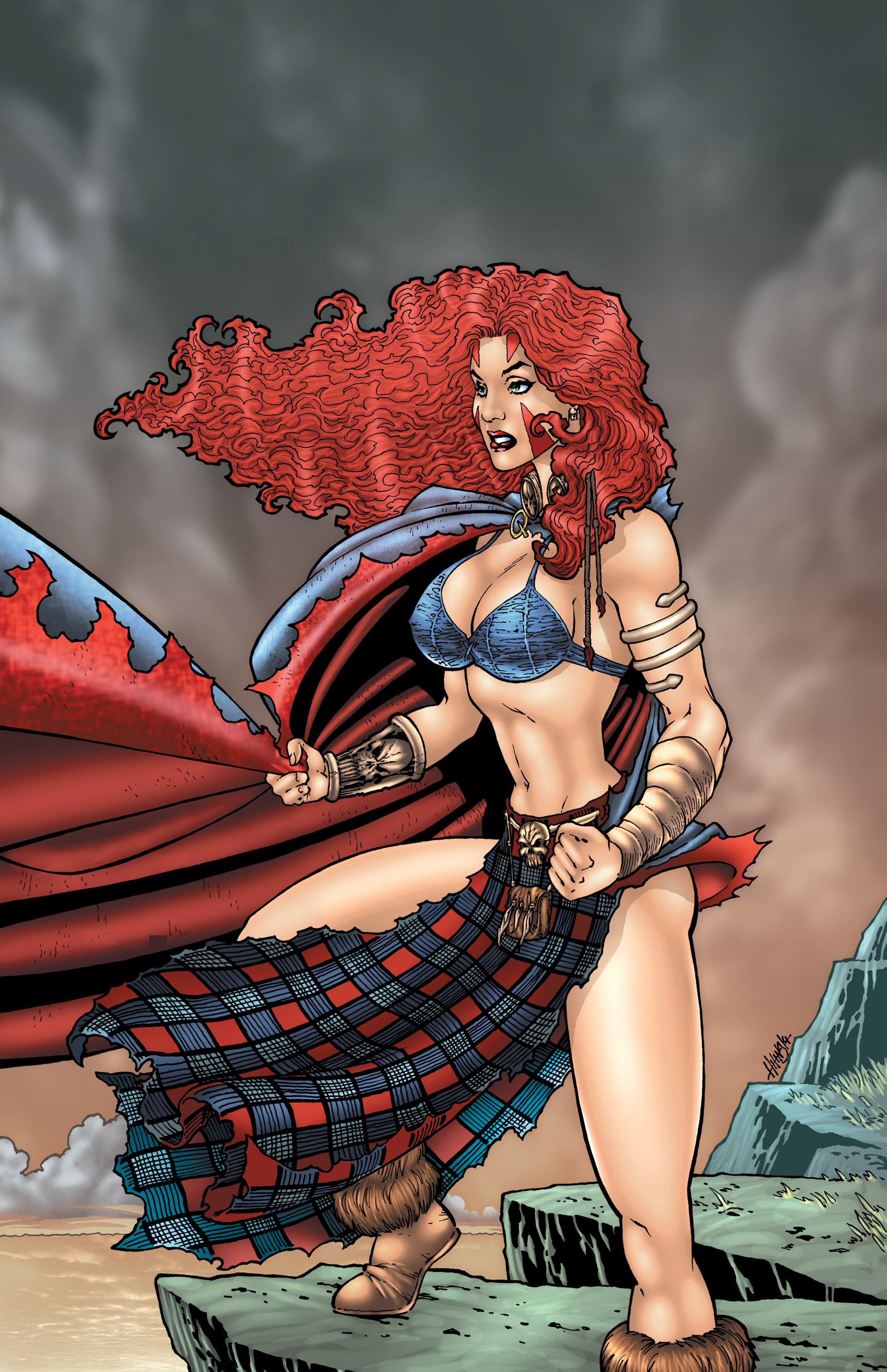 Read online Belladonna comic -  Issue #0 - 45