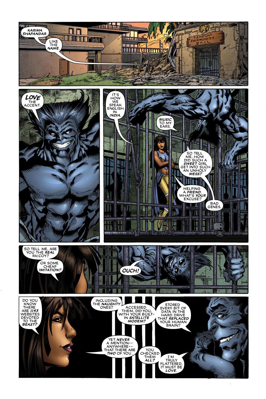 Excalibur (2004) Issue #8 #8 - English 8