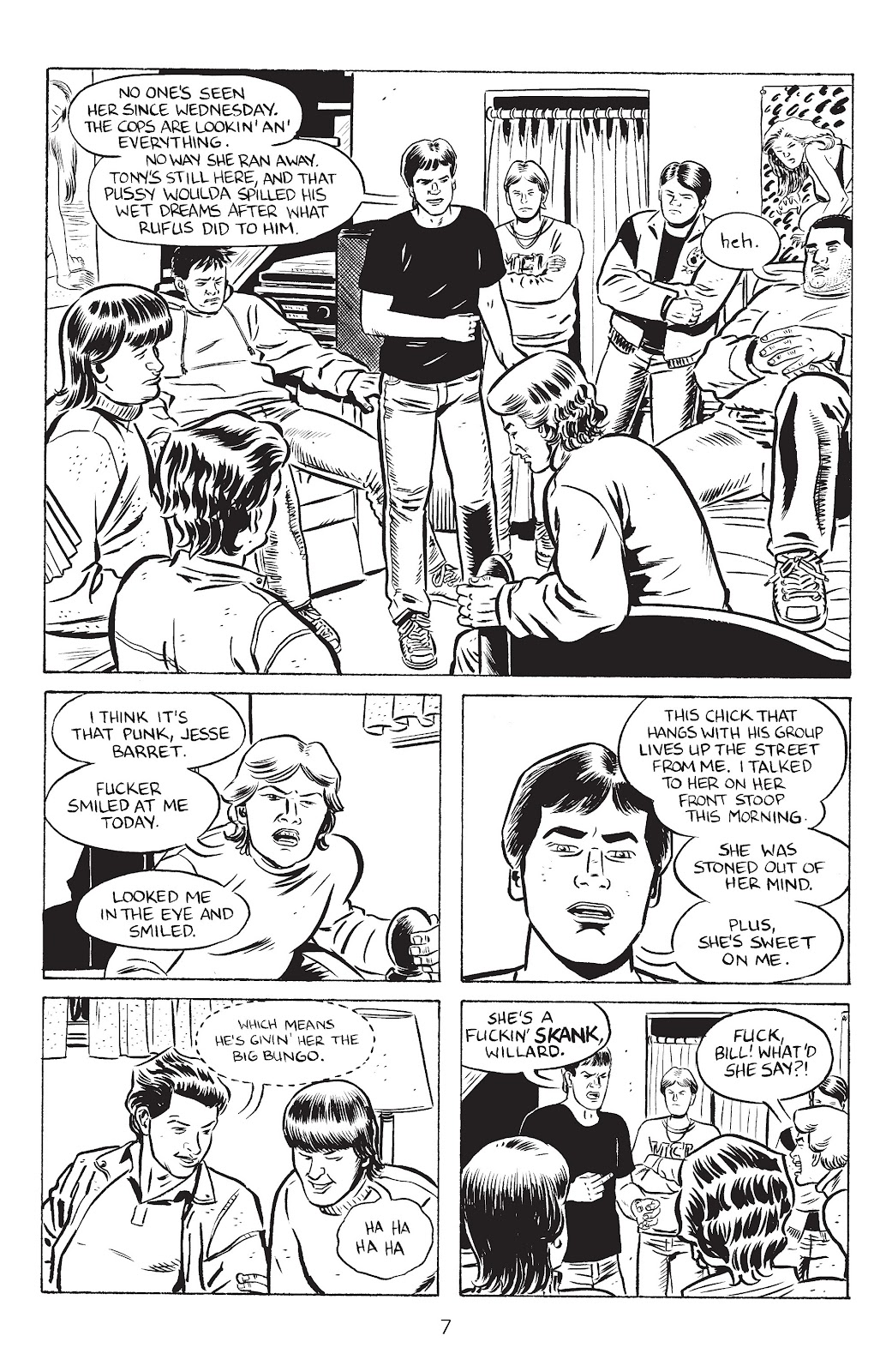 Stray Bullets Issue #37 #37 - English 9