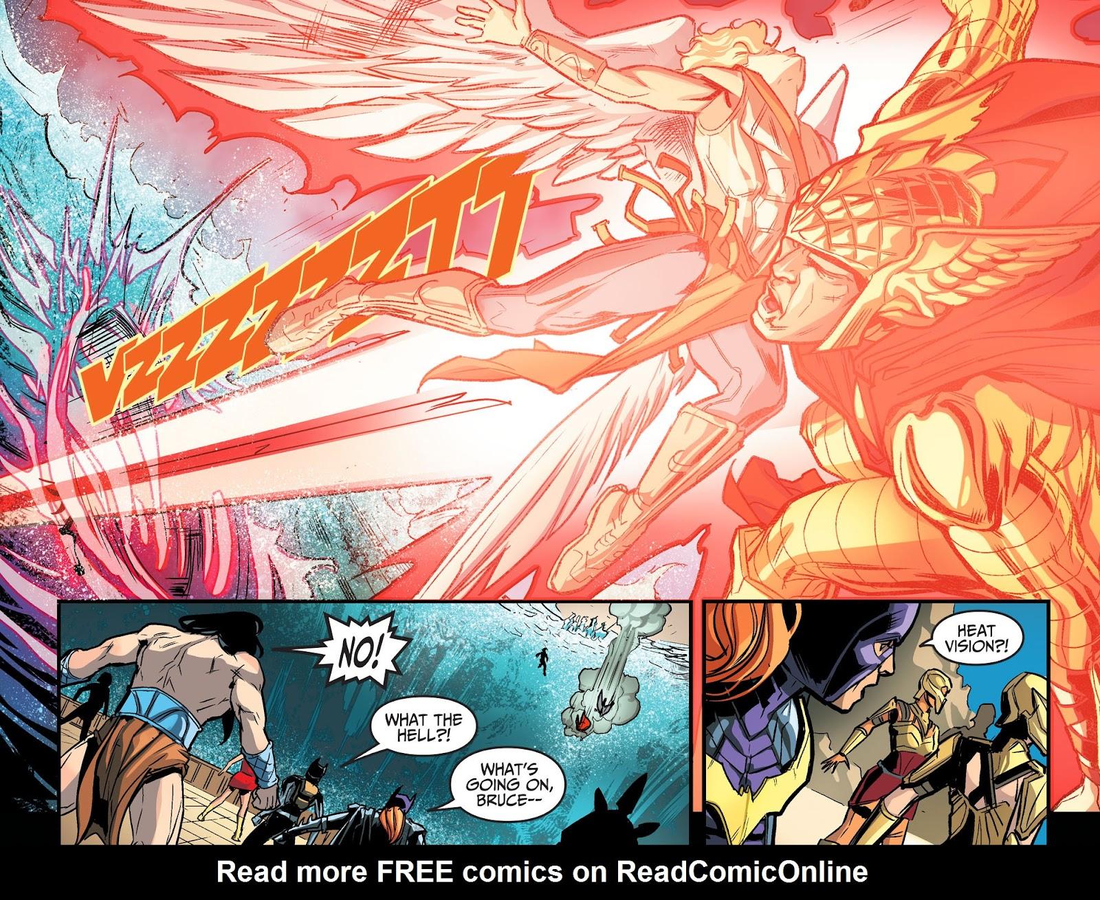 Injustice: Gods Among Us Year Four Issue #17 #18 - English 14