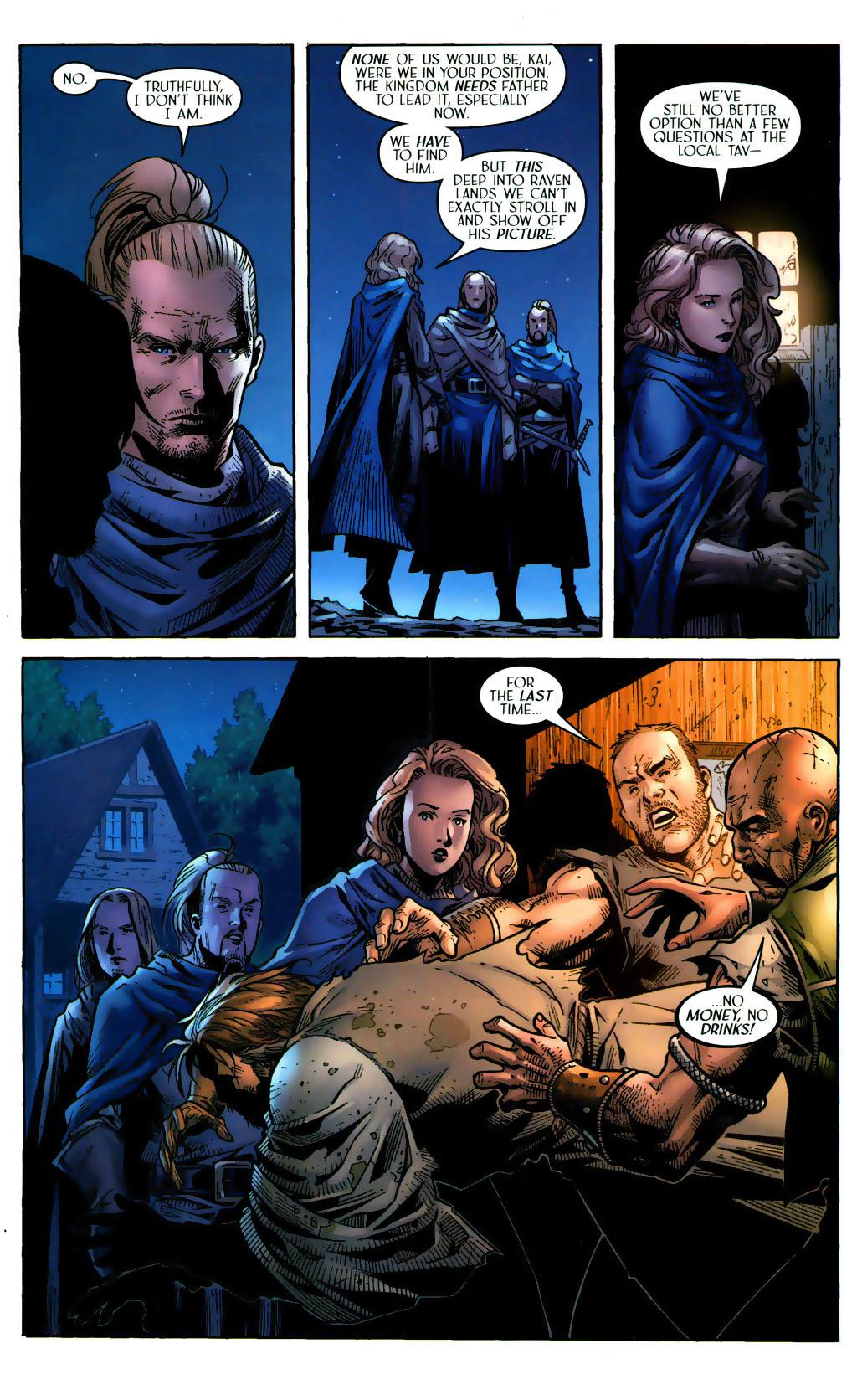 Read online Scion comic -  Issue #38 - 10