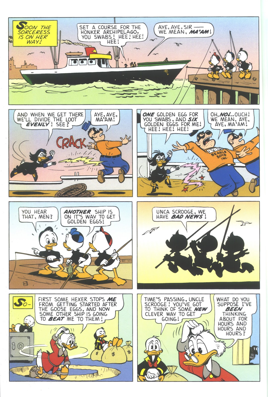 Uncle Scrooge (1953) Issue #352 #352 - English 12