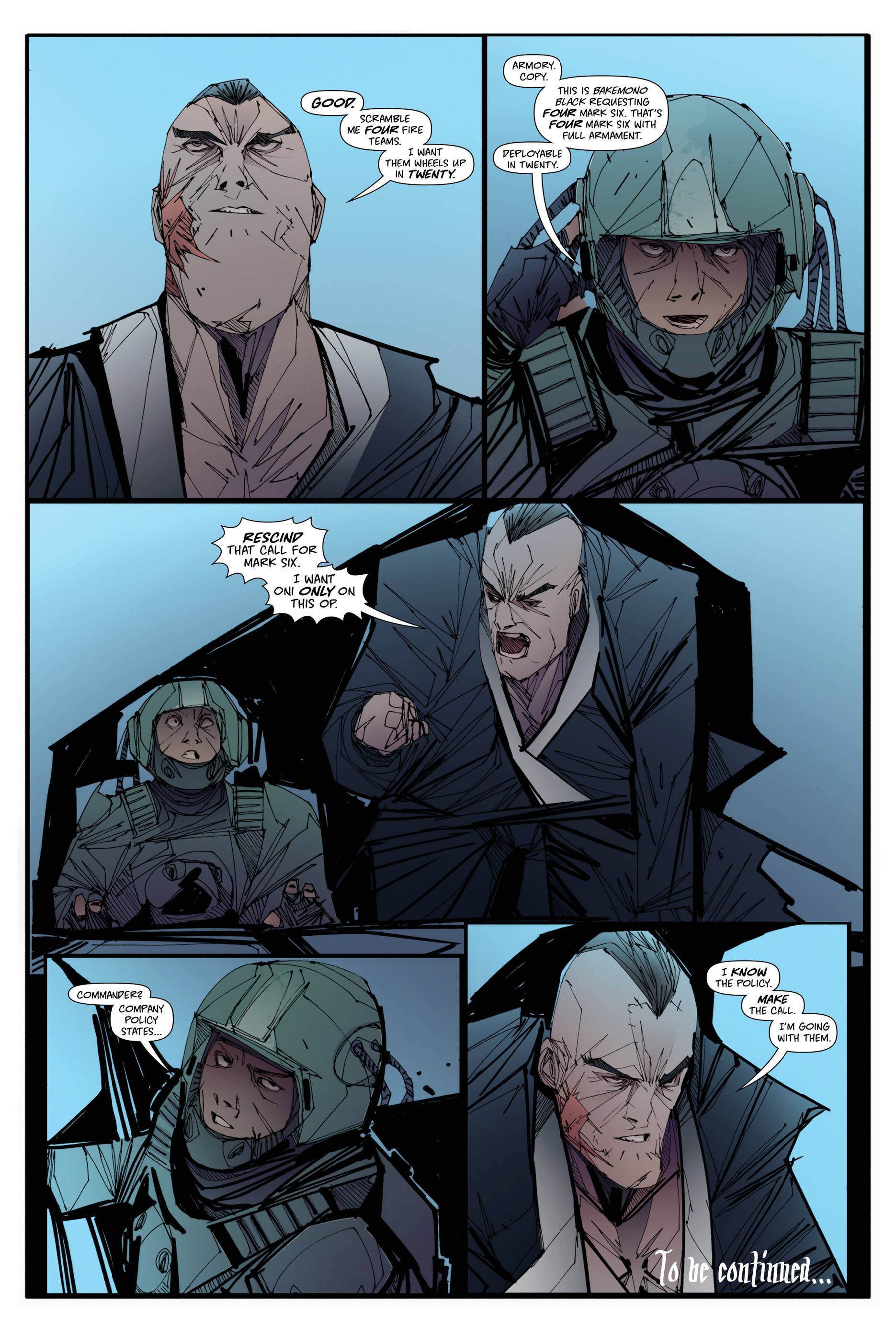 Read online Scrimshaw comic -  Issue #2 - 28