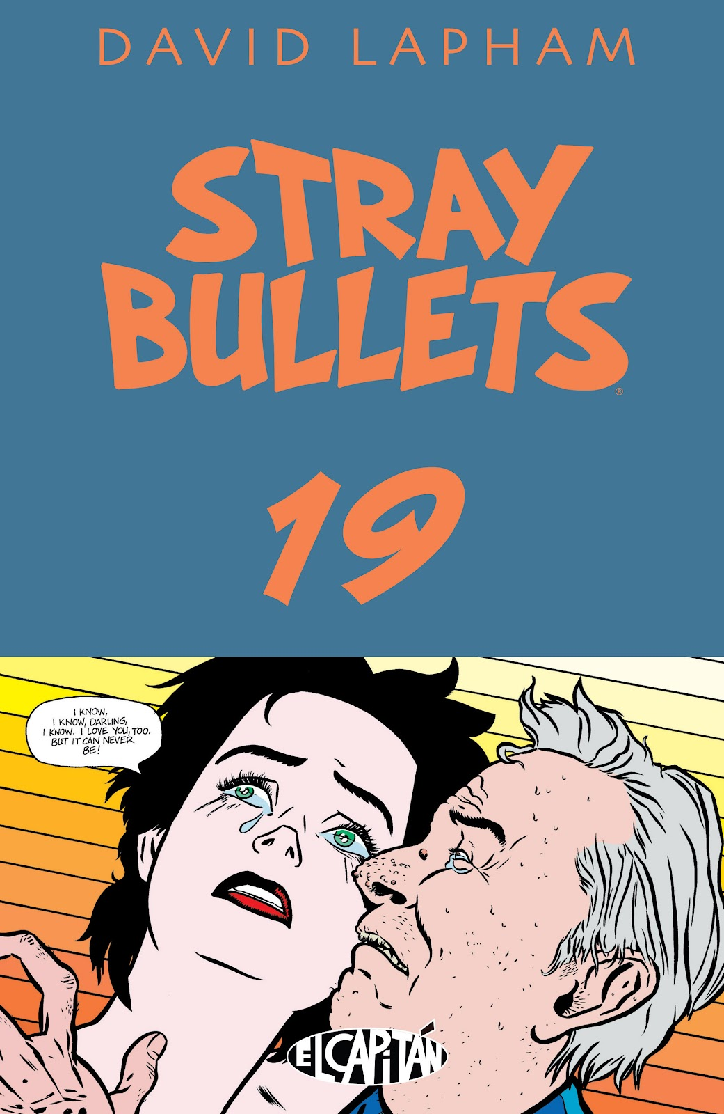 Stray Bullets Issue #19 #19 - English 1