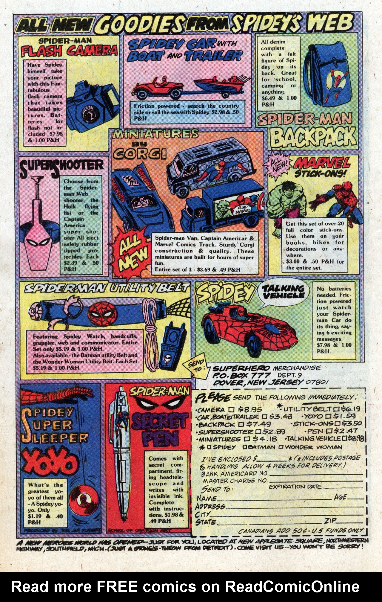 Read online Scooby-Doo (1977) comic -  Issue #8 - 14