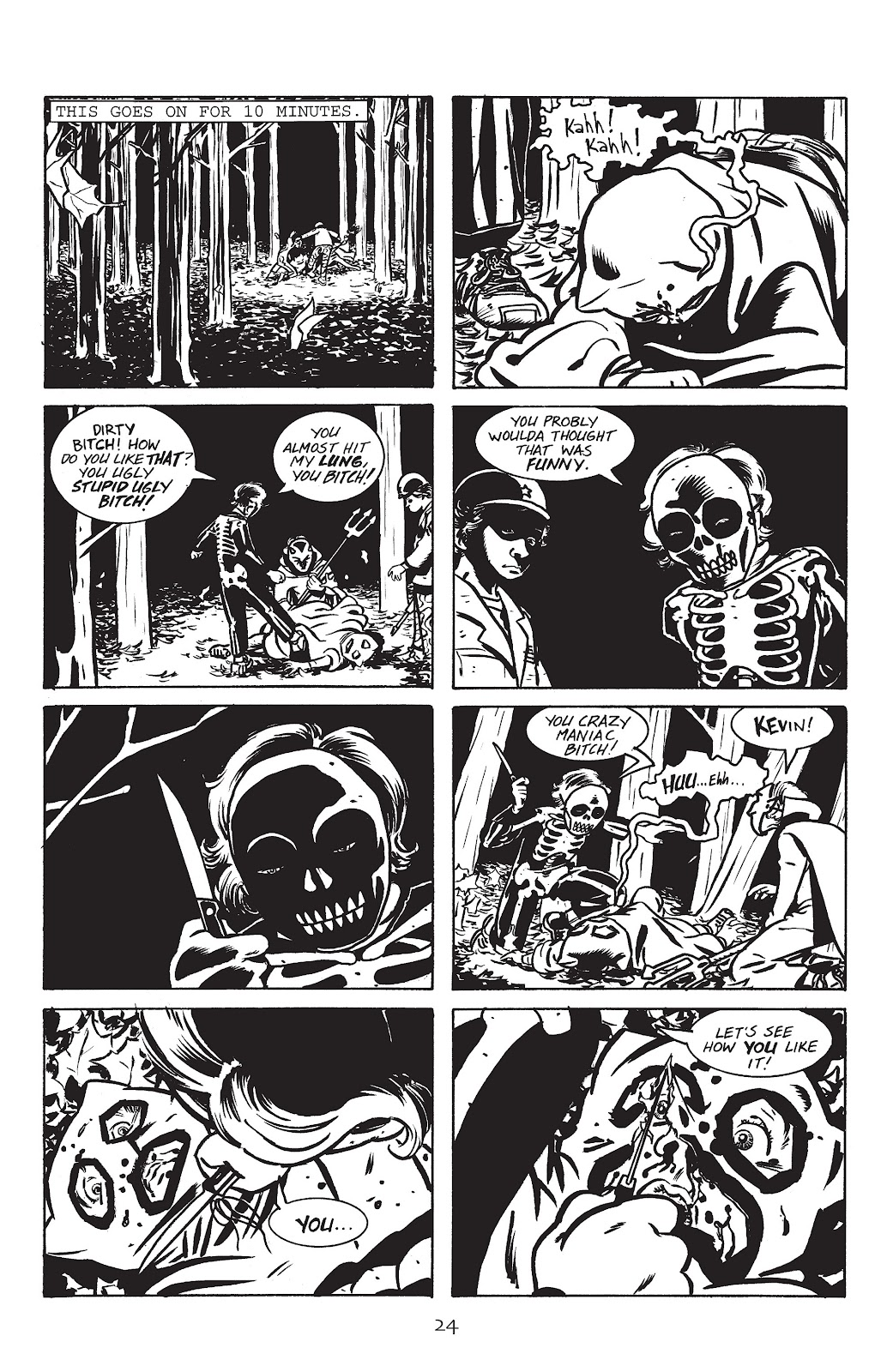 Stray Bullets Issue #2 #2 - English 26