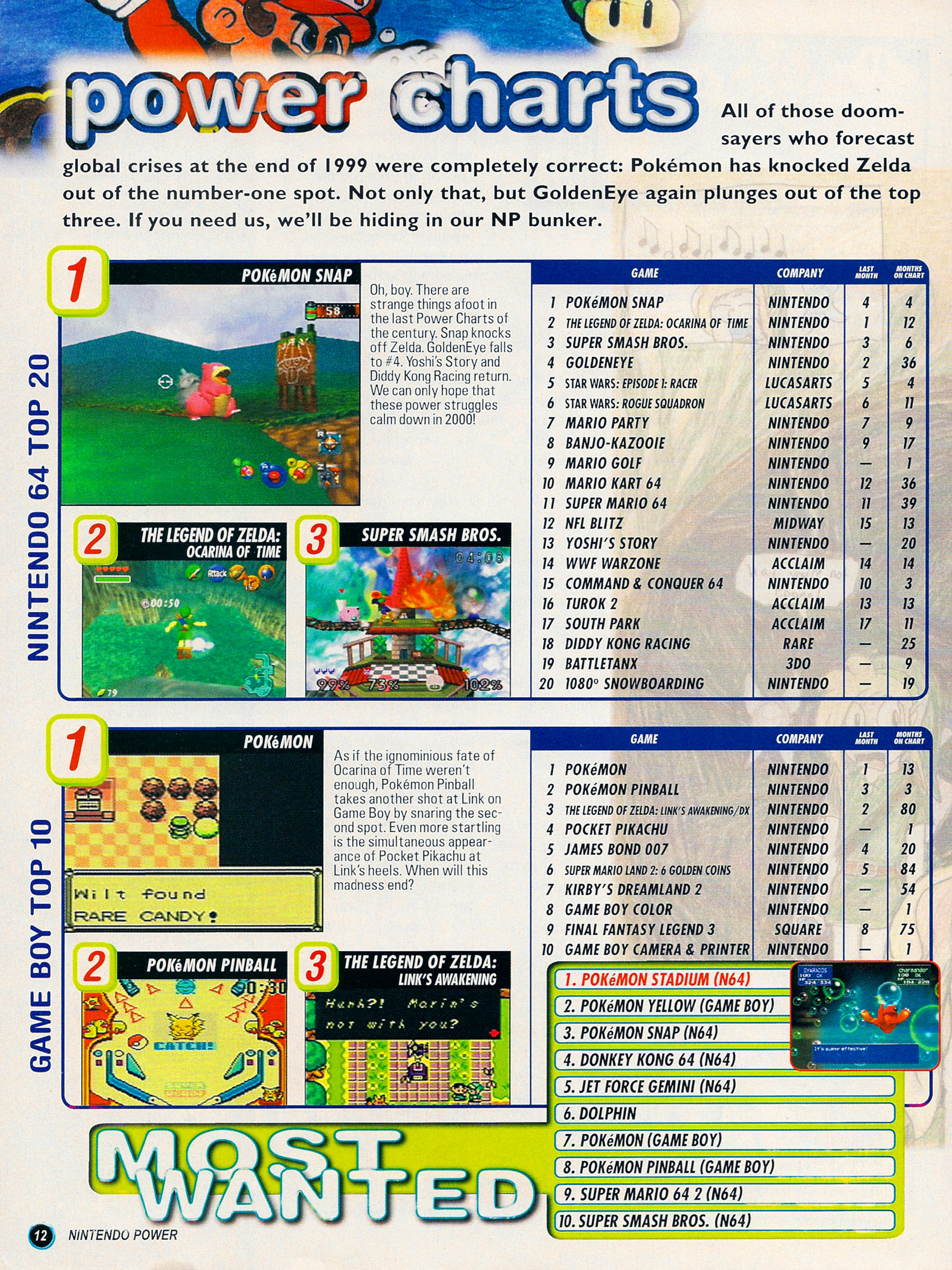 Nintendo Power #127 #127 - English 14