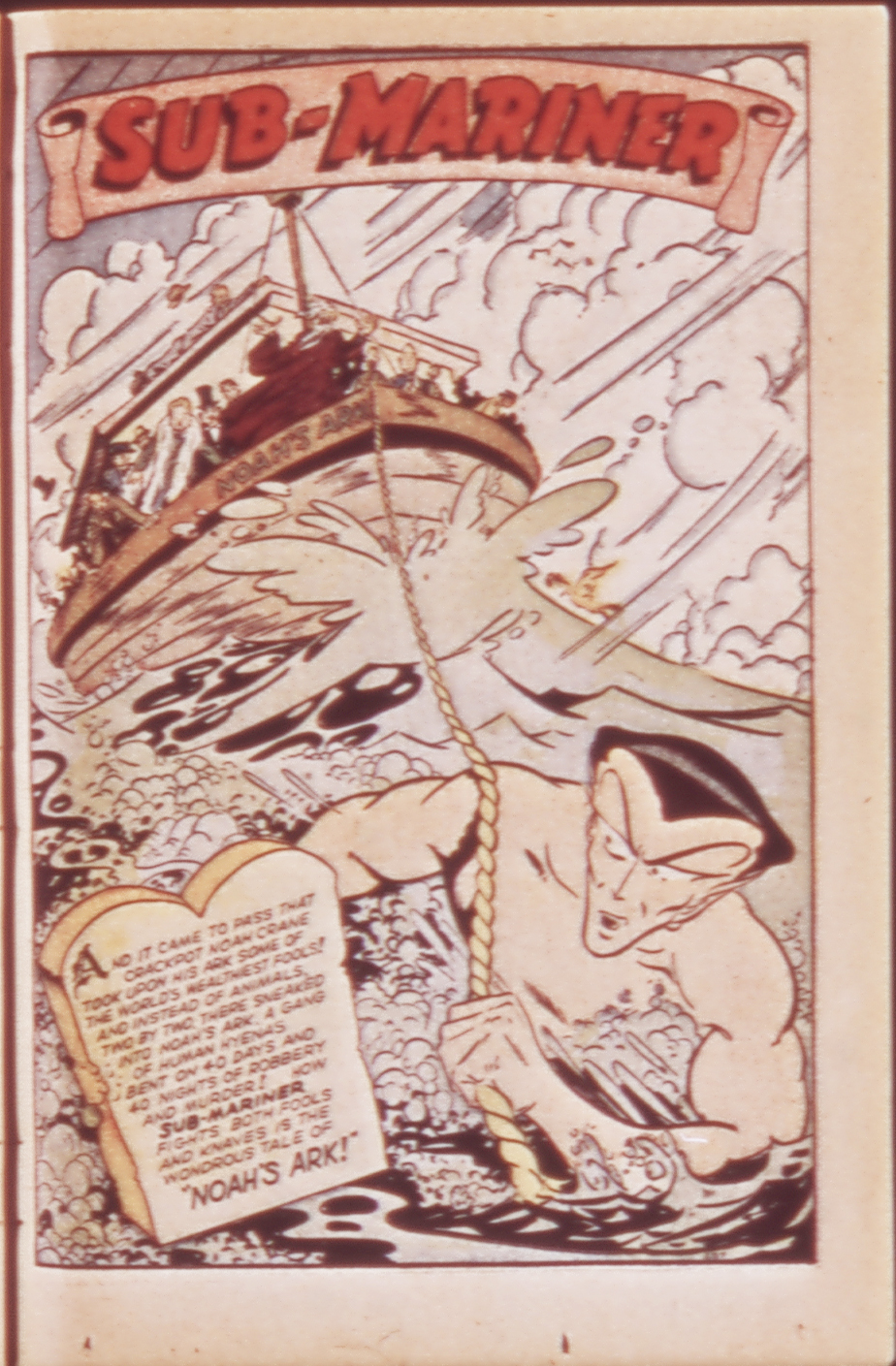 Sub-Mariner Comics Issue #19 #19 - English 29