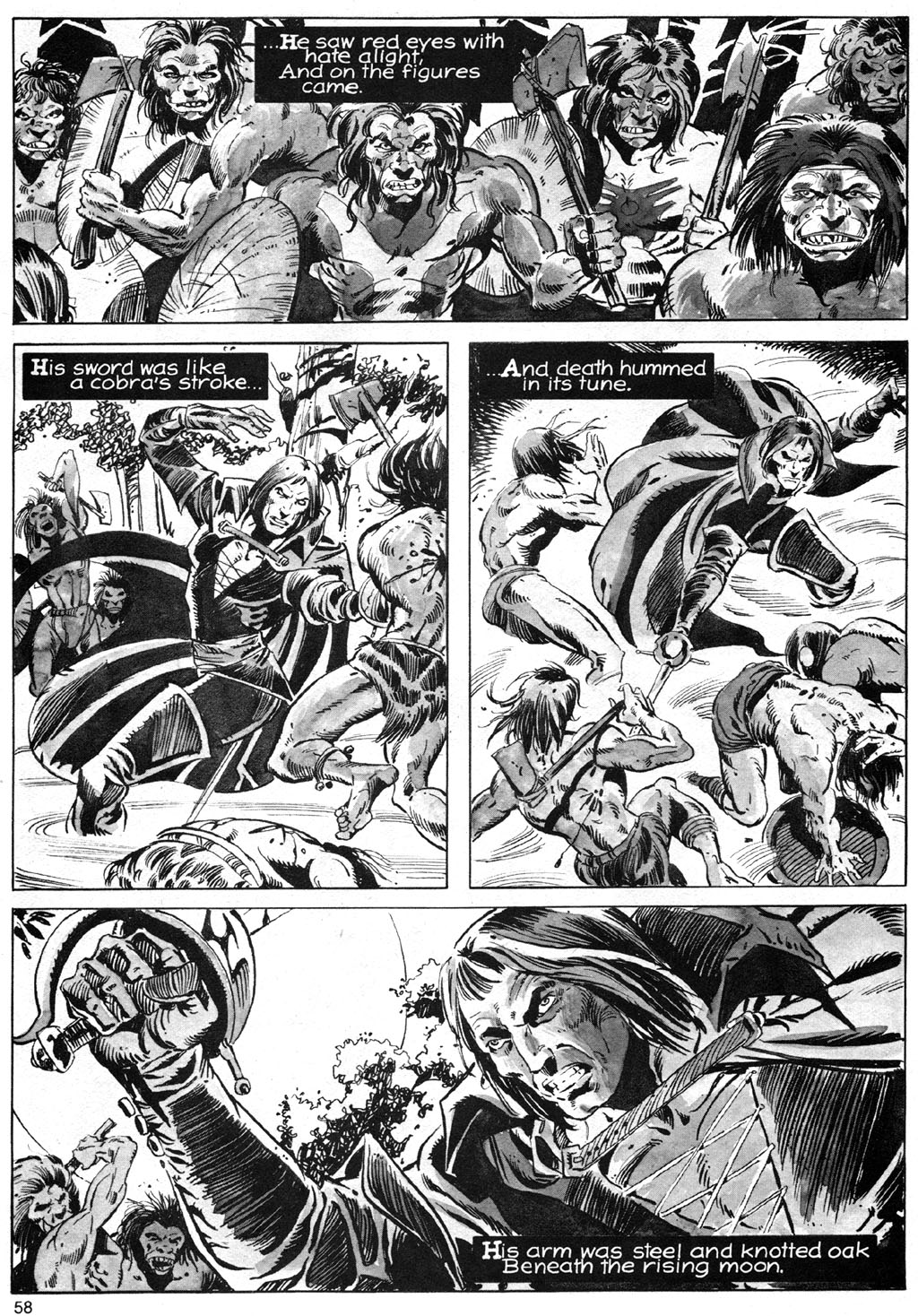 The Savage Sword Of Conan Issue #41 #42 - English 58