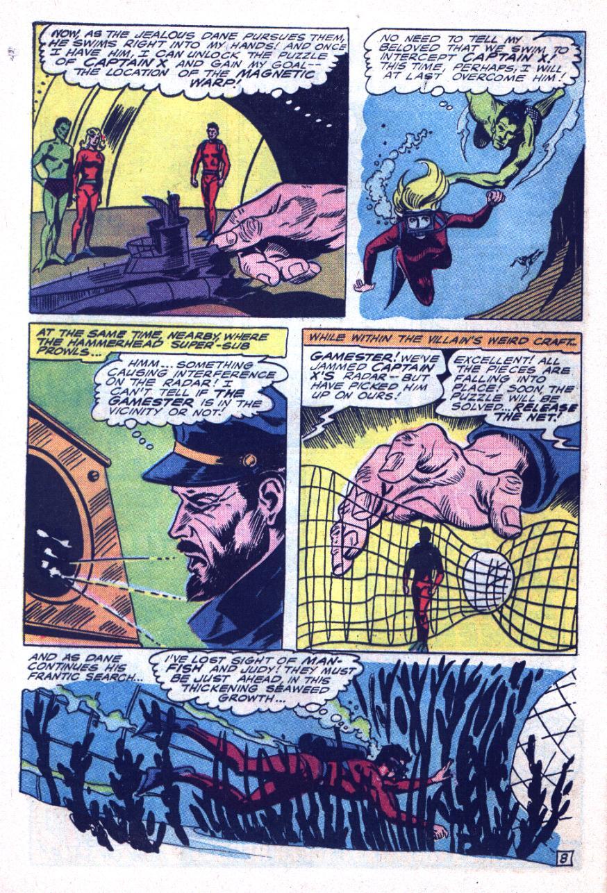 Read online Sea Devils comic -  Issue #26 - 13