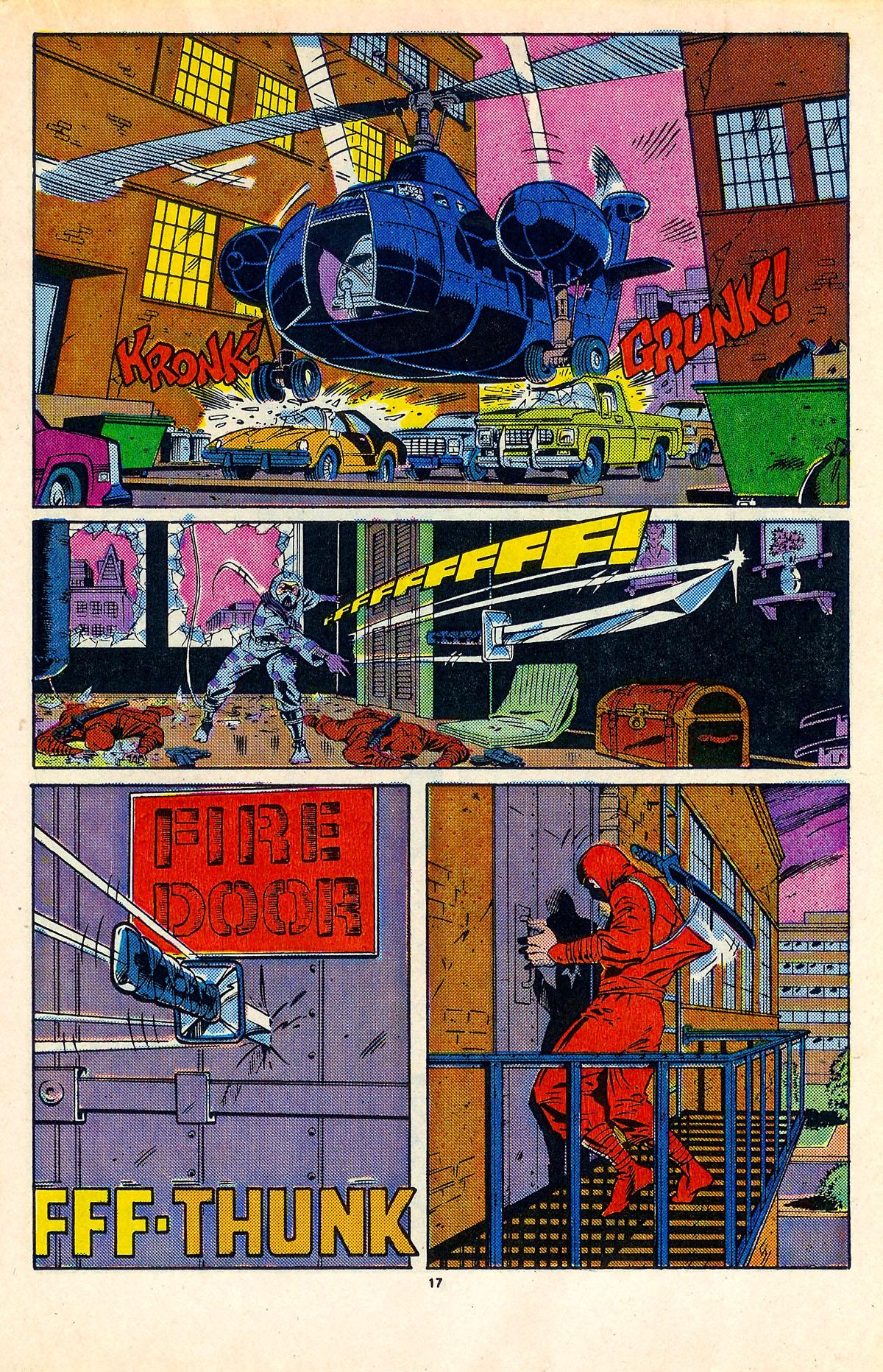 G.I. Joe: A Real American Hero 85 Page 13