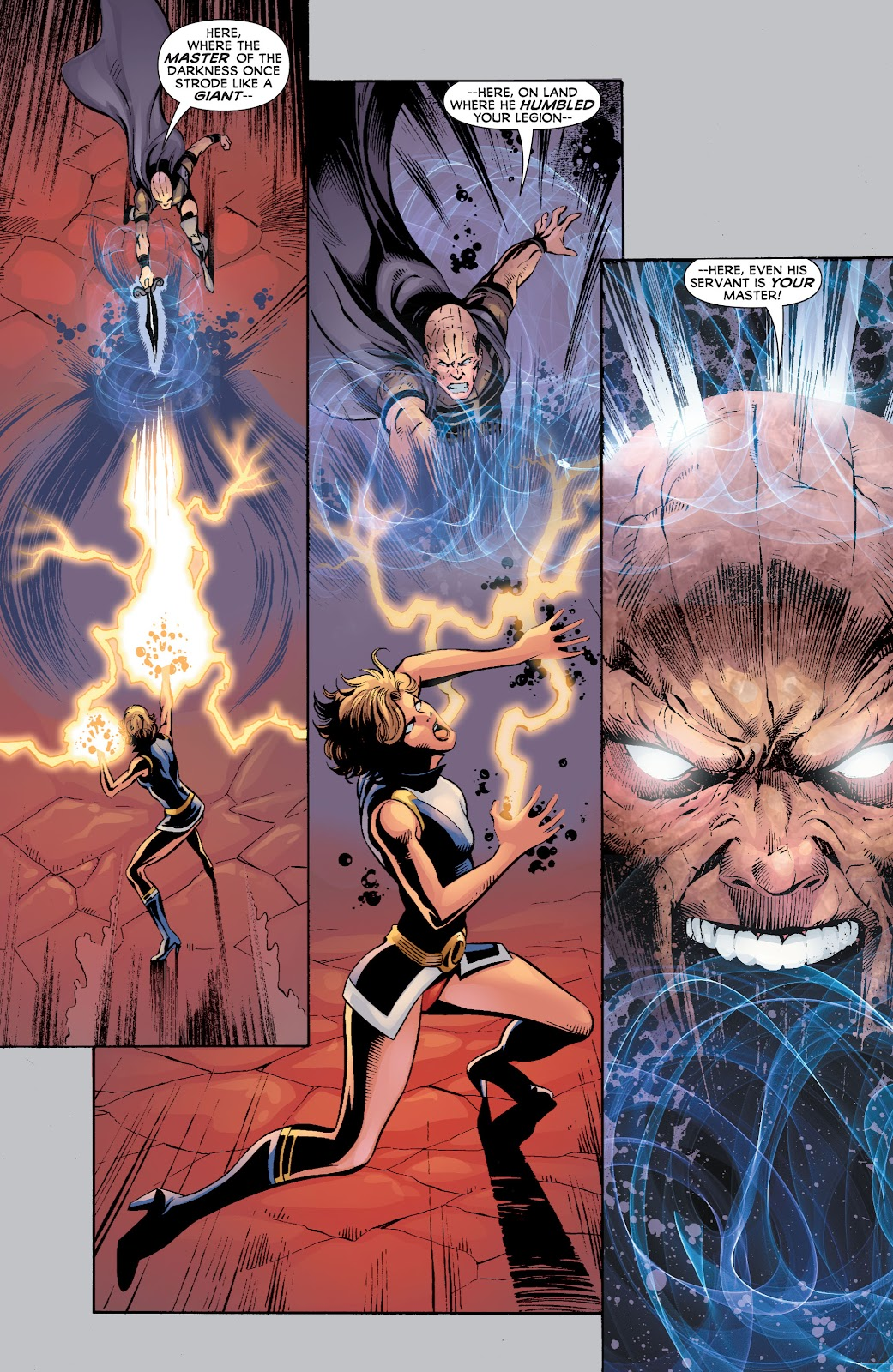 Legion of Super-Heroes (2010) Issue #4 #5 - English 20