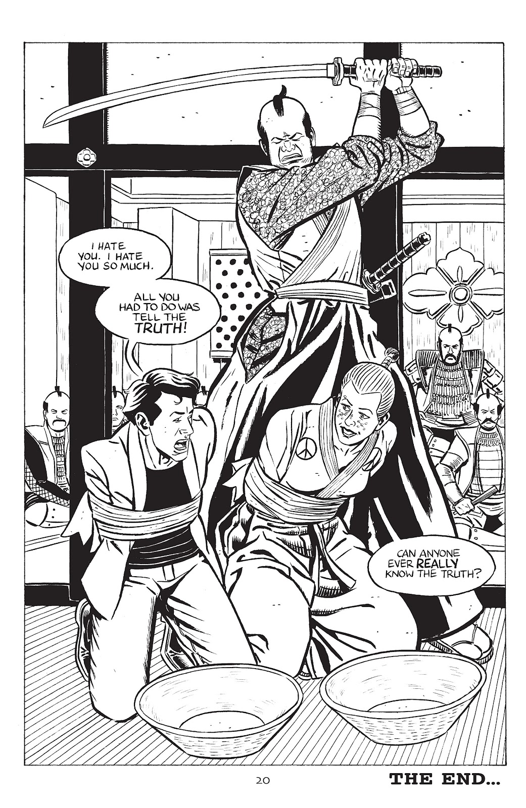 Stray Bullets Issue #39 #39 - English 22
