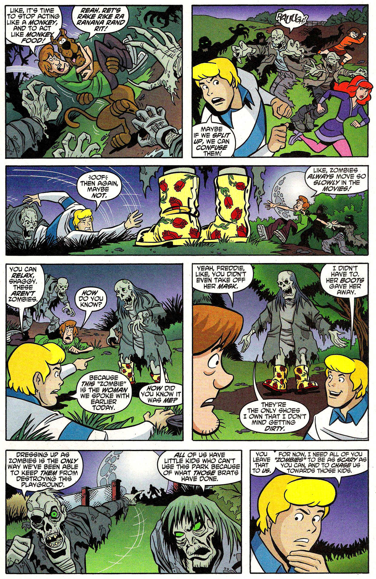 Read online Scooby-Doo (1997) comic -  Issue #105 - 14