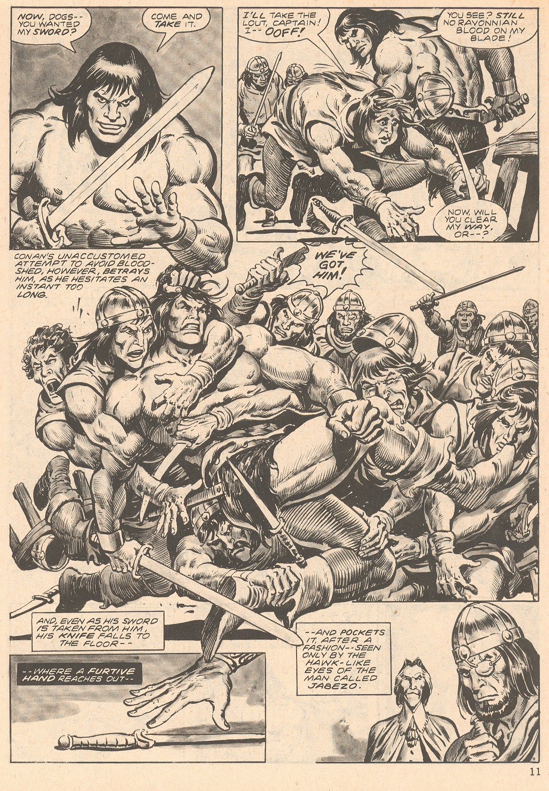 The Savage Sword Of Conan Issue #66 #67 - English 11