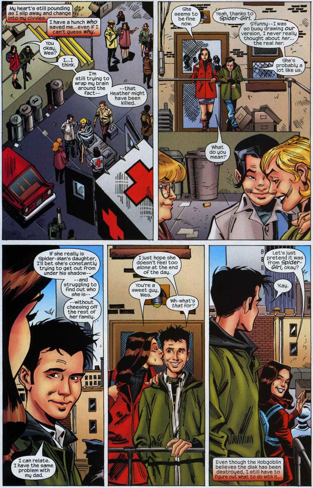 Amazing Spider-Girl Issue #6 #7 - English 20