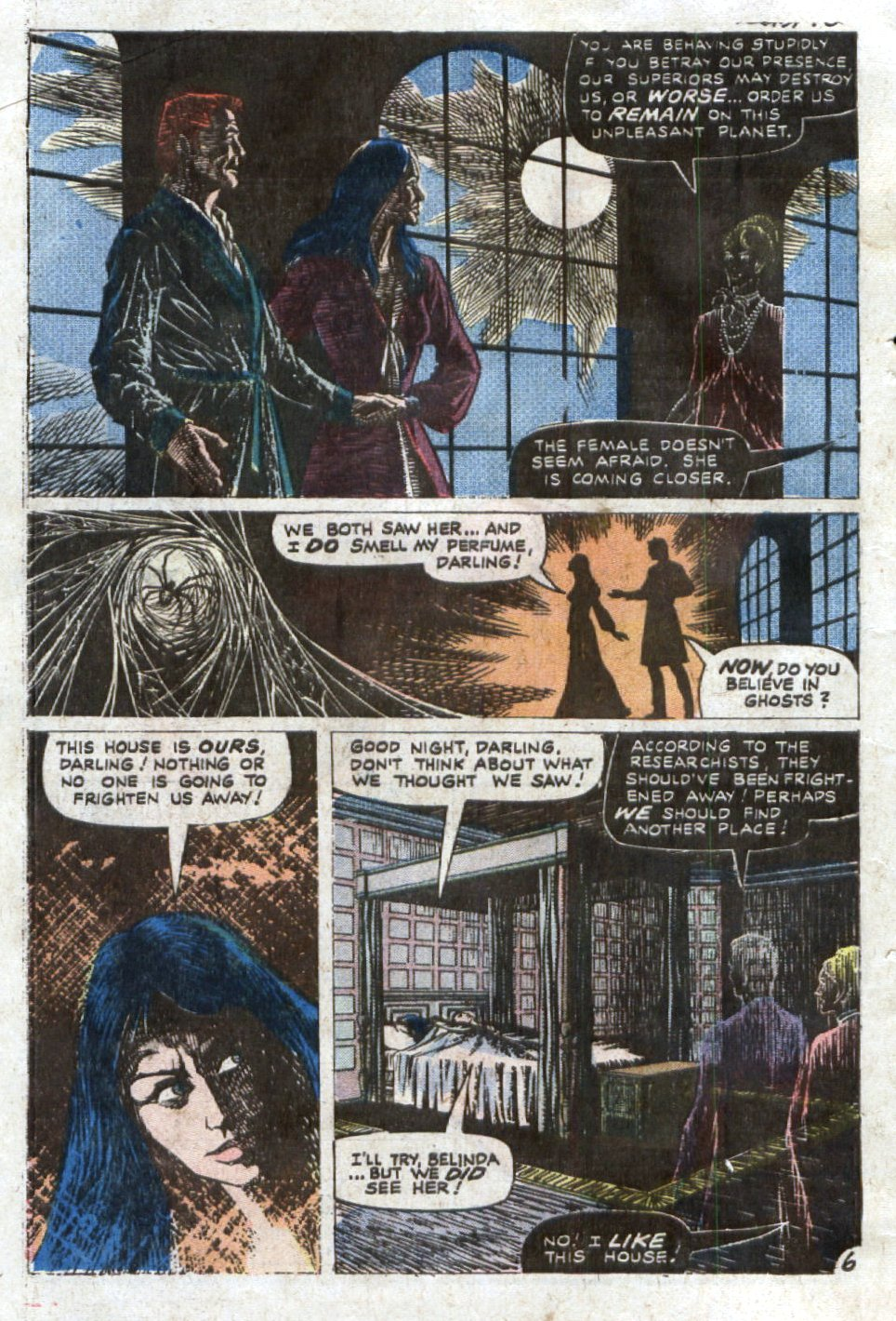Read online Scary Tales comic -  Issue #7 - 18