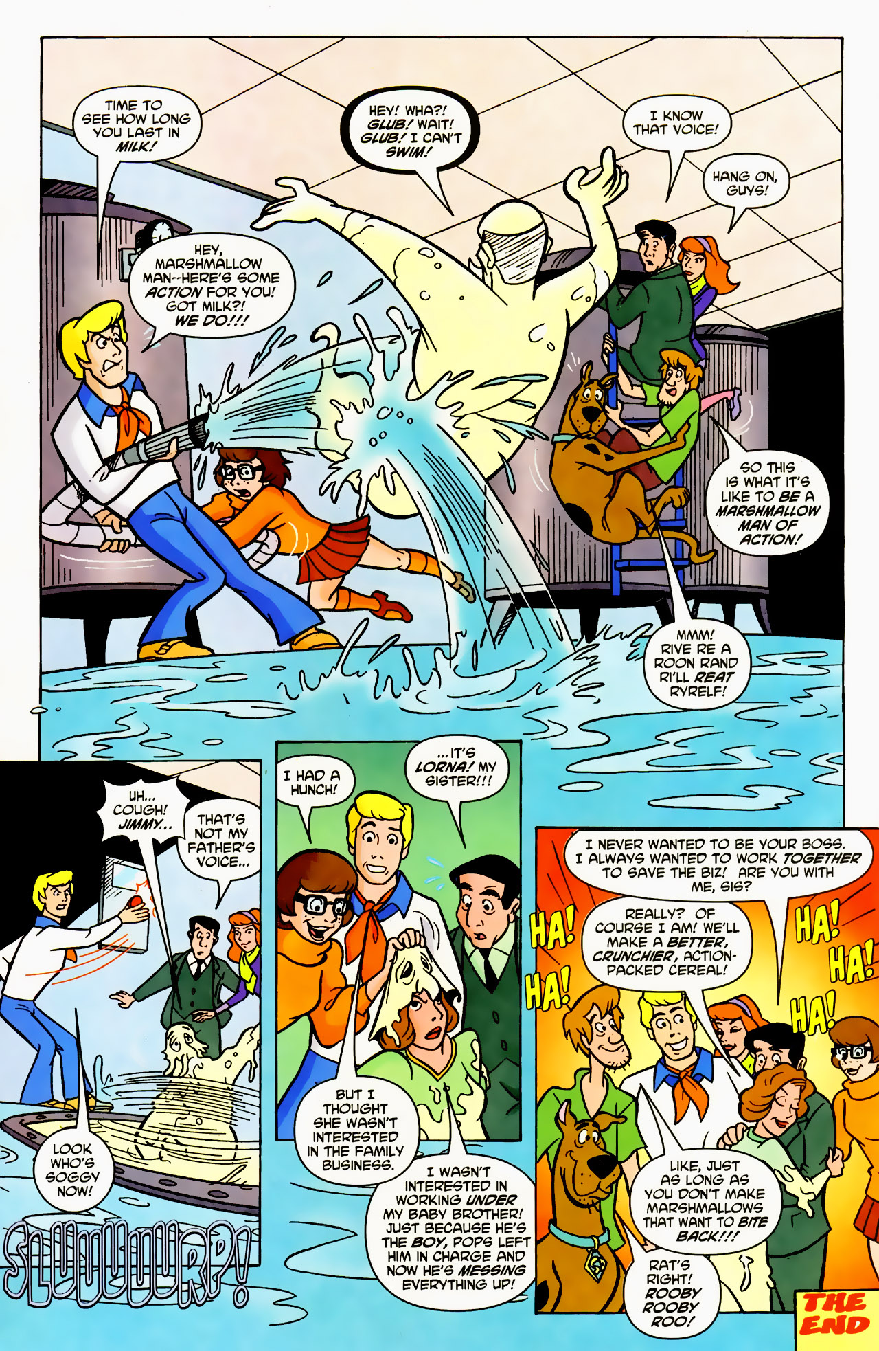 Read online Scooby-Doo (1997) comic -  Issue #130 - 21