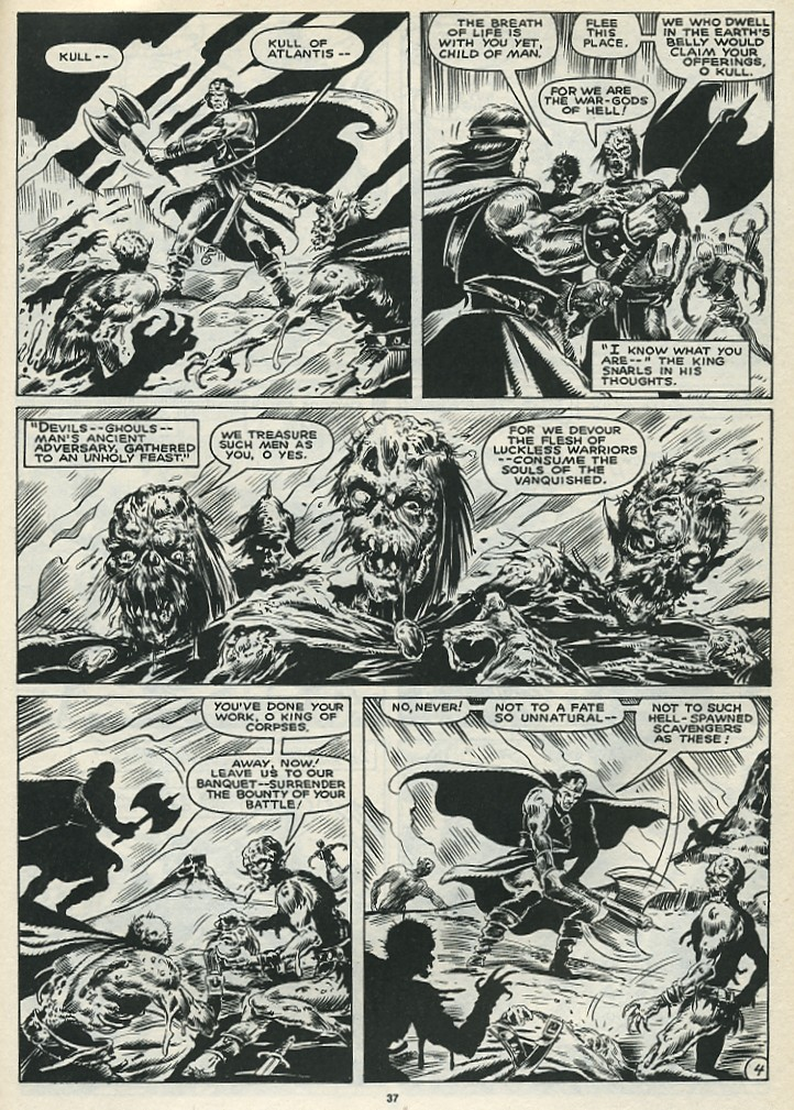 The Savage Sword Of Conan Issue #172 #173 - English 39