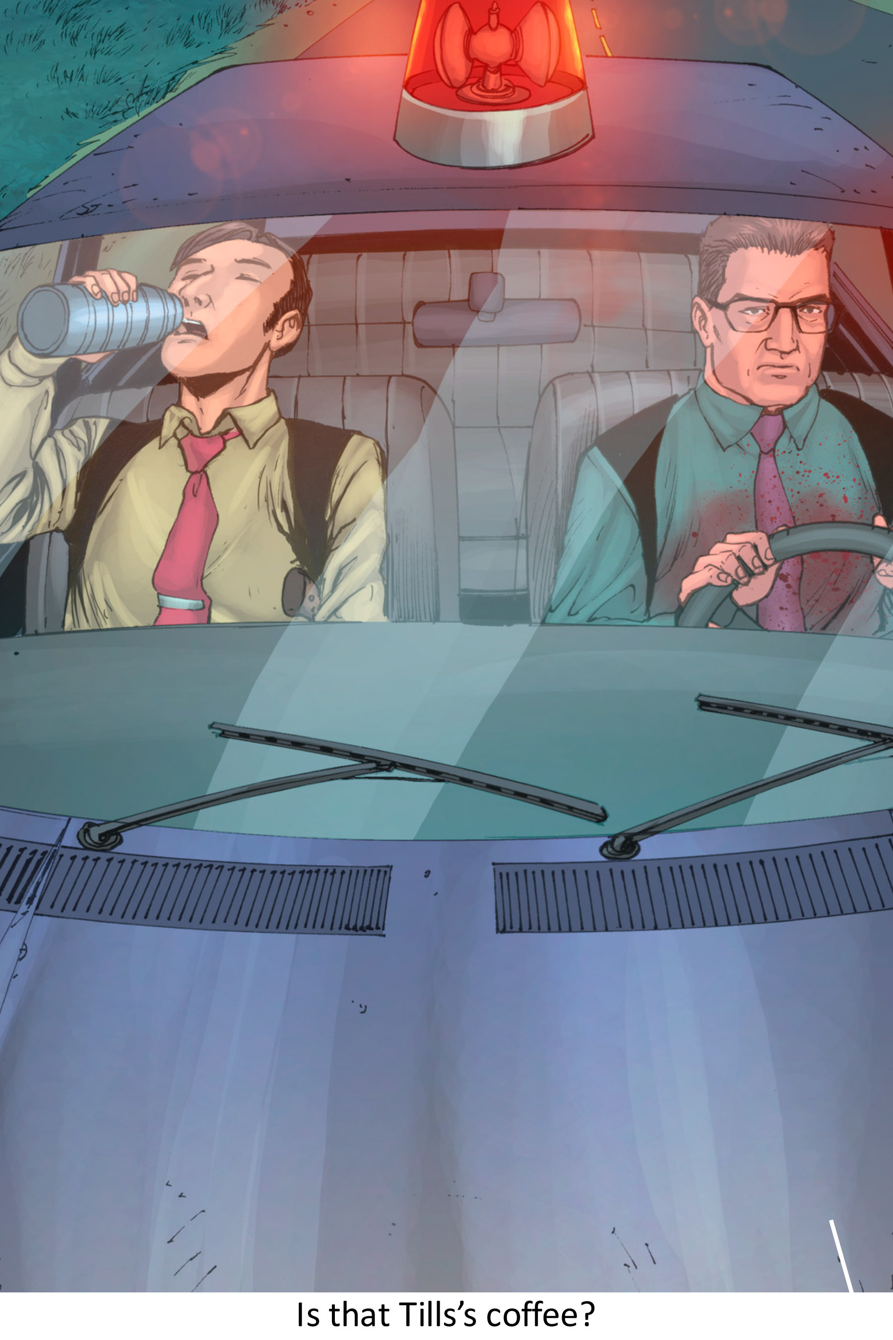 Read online Z-Men comic -  Issue #3 - 154