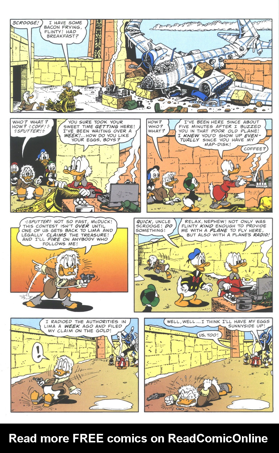 Uncle Scrooge (1953) Issue #335 #335 - English 18