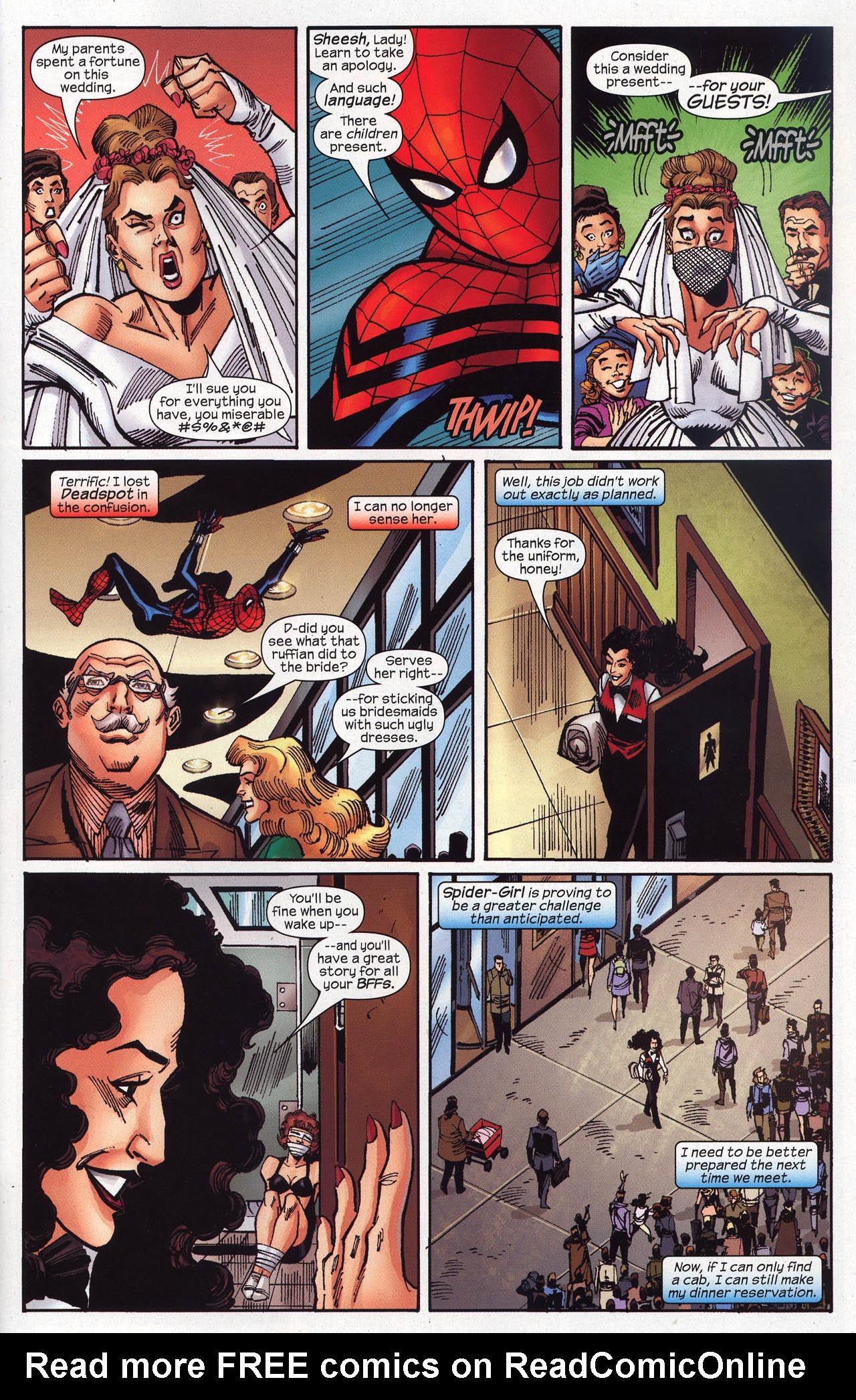 Amazing Spider-Girl #16 #15 - English 32