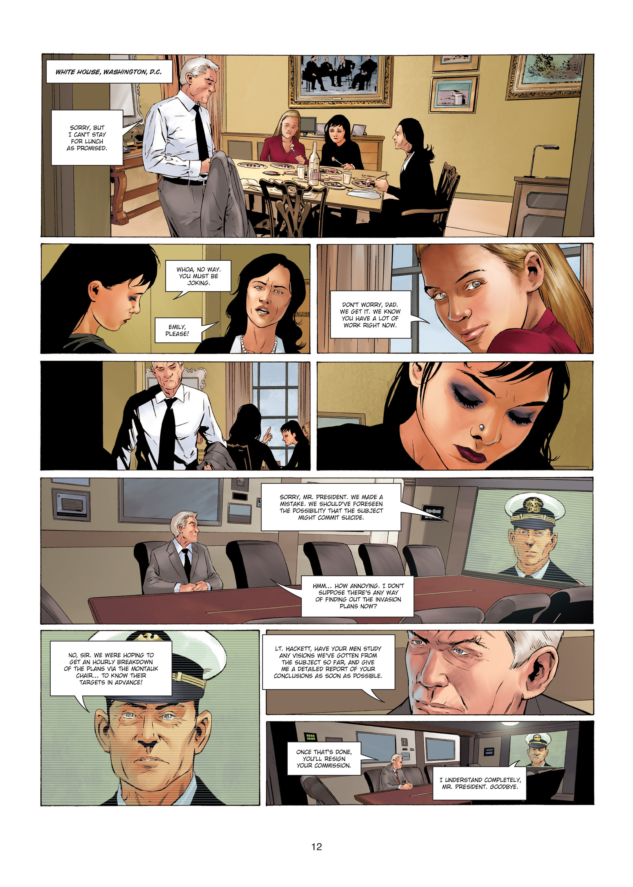 Promethee #8 #12 - English 12