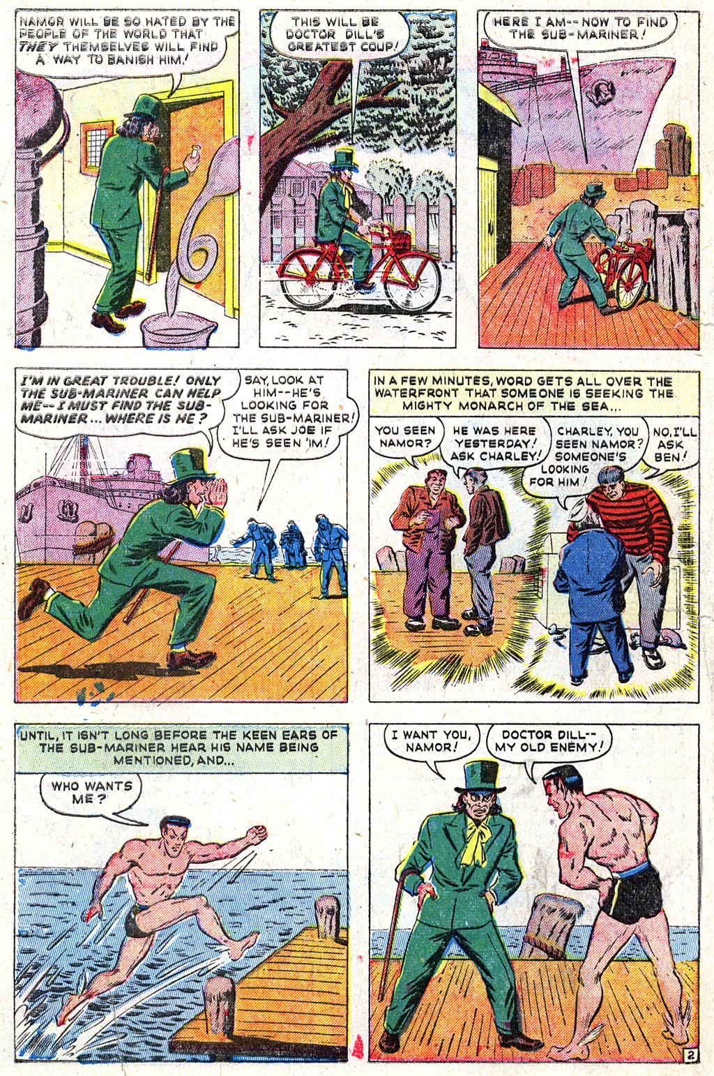 Sub-Mariner Comics #31 #31 - English 3