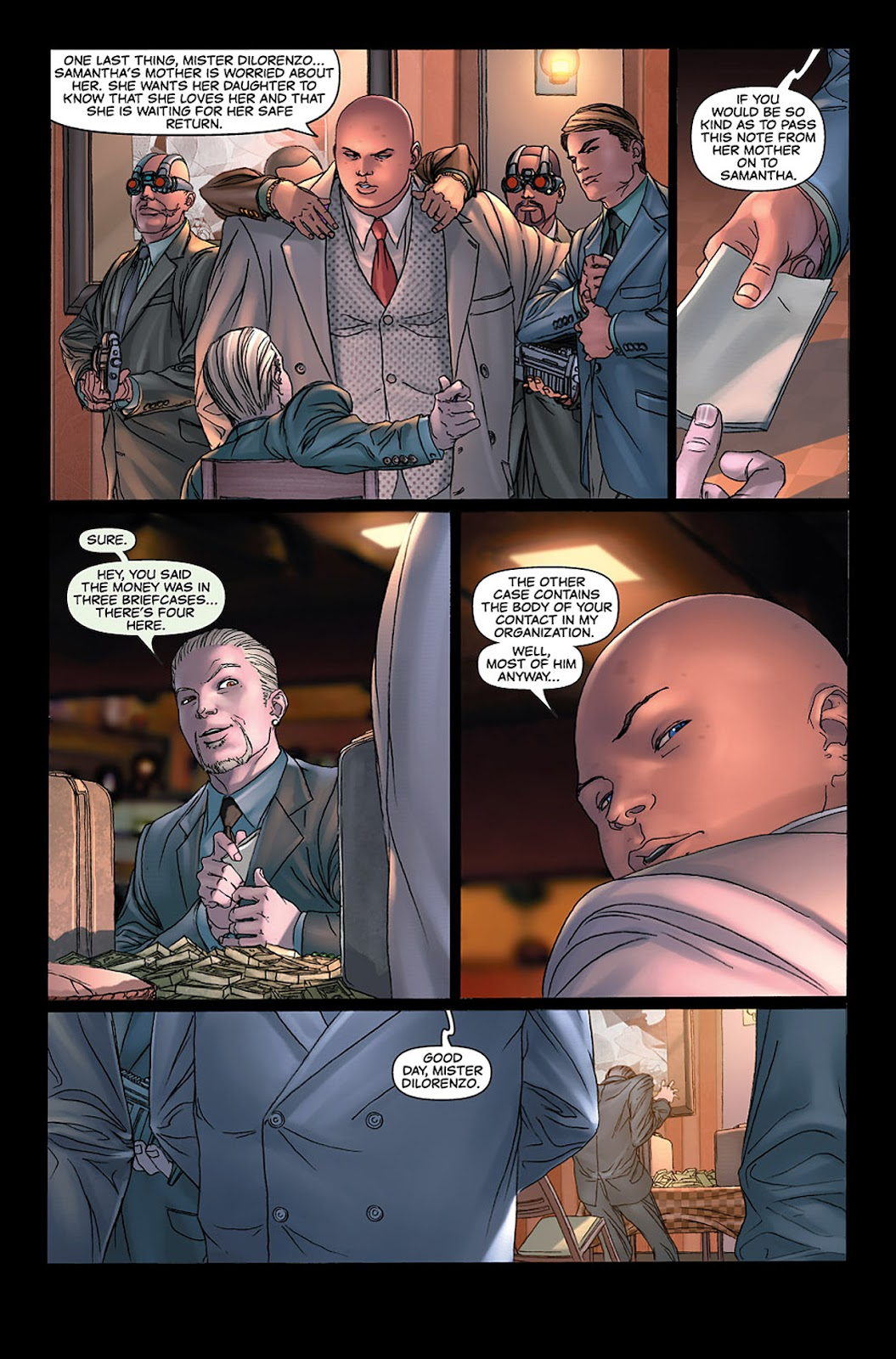 X-23: Target X Issue #3 #3 - English 9