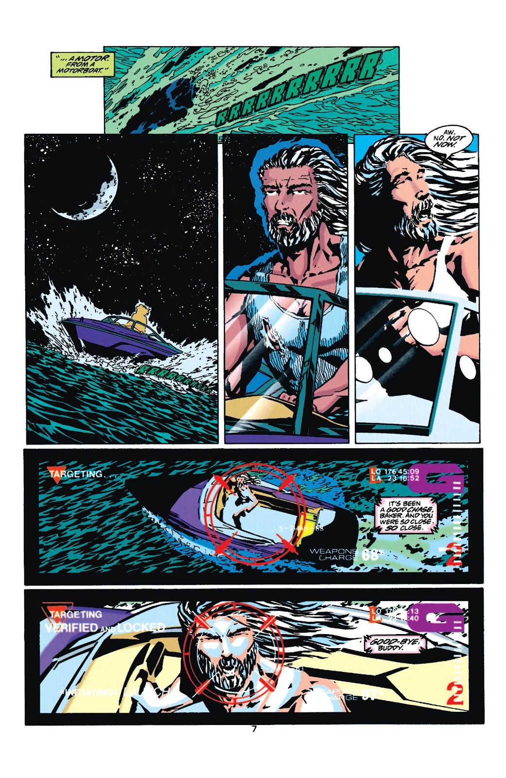 Aquaman (1994) Issue #35 #41 - English 7