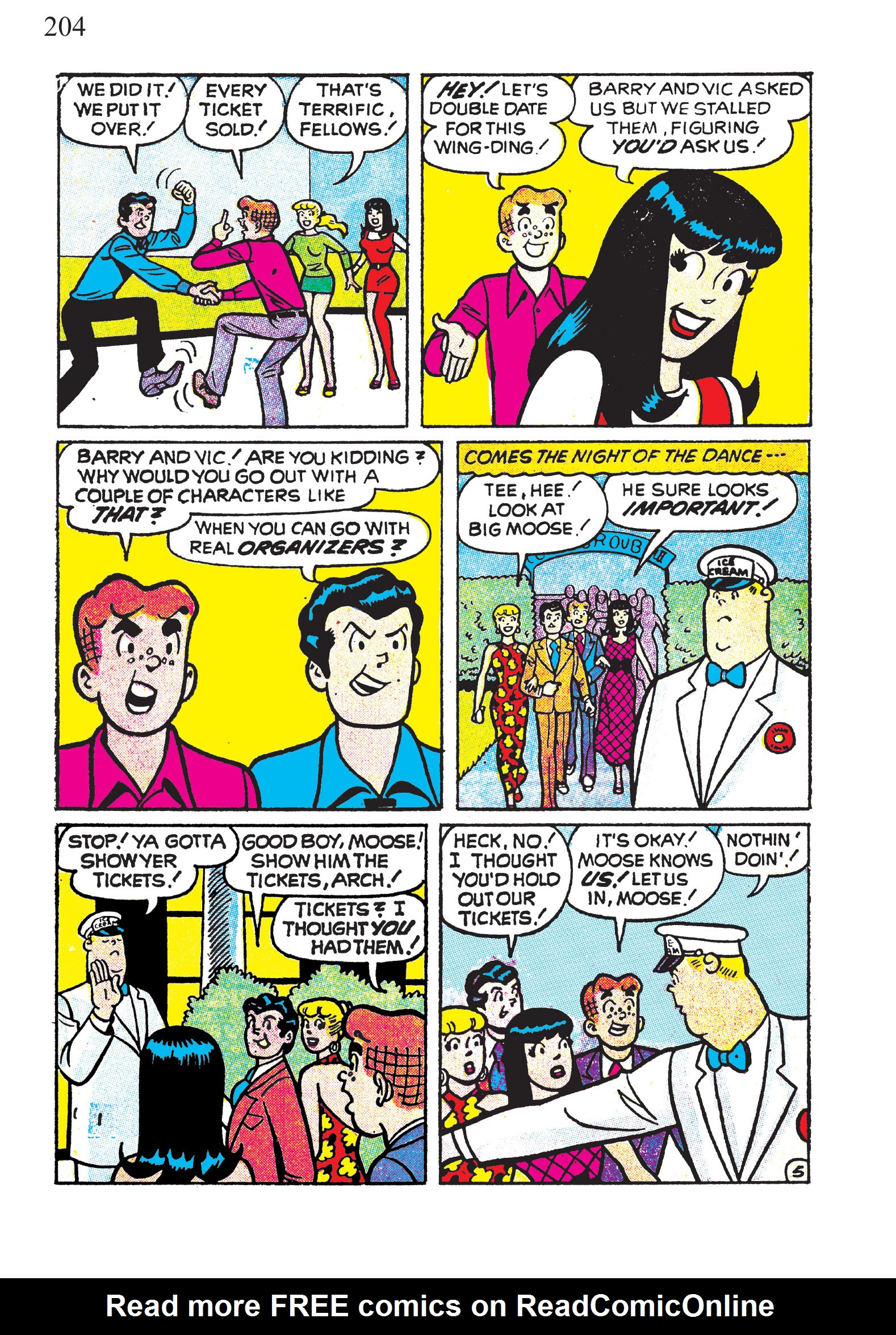 Read online The Best of Archie Comics comic -  Issue # TPB 1 (Part 1) - 200