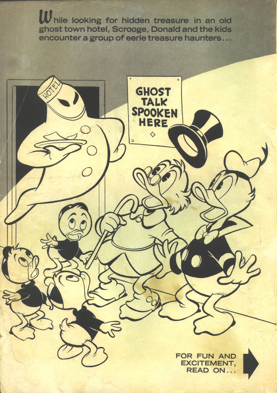 Uncle Scrooge (1953) Issue #56 #56 - English 2